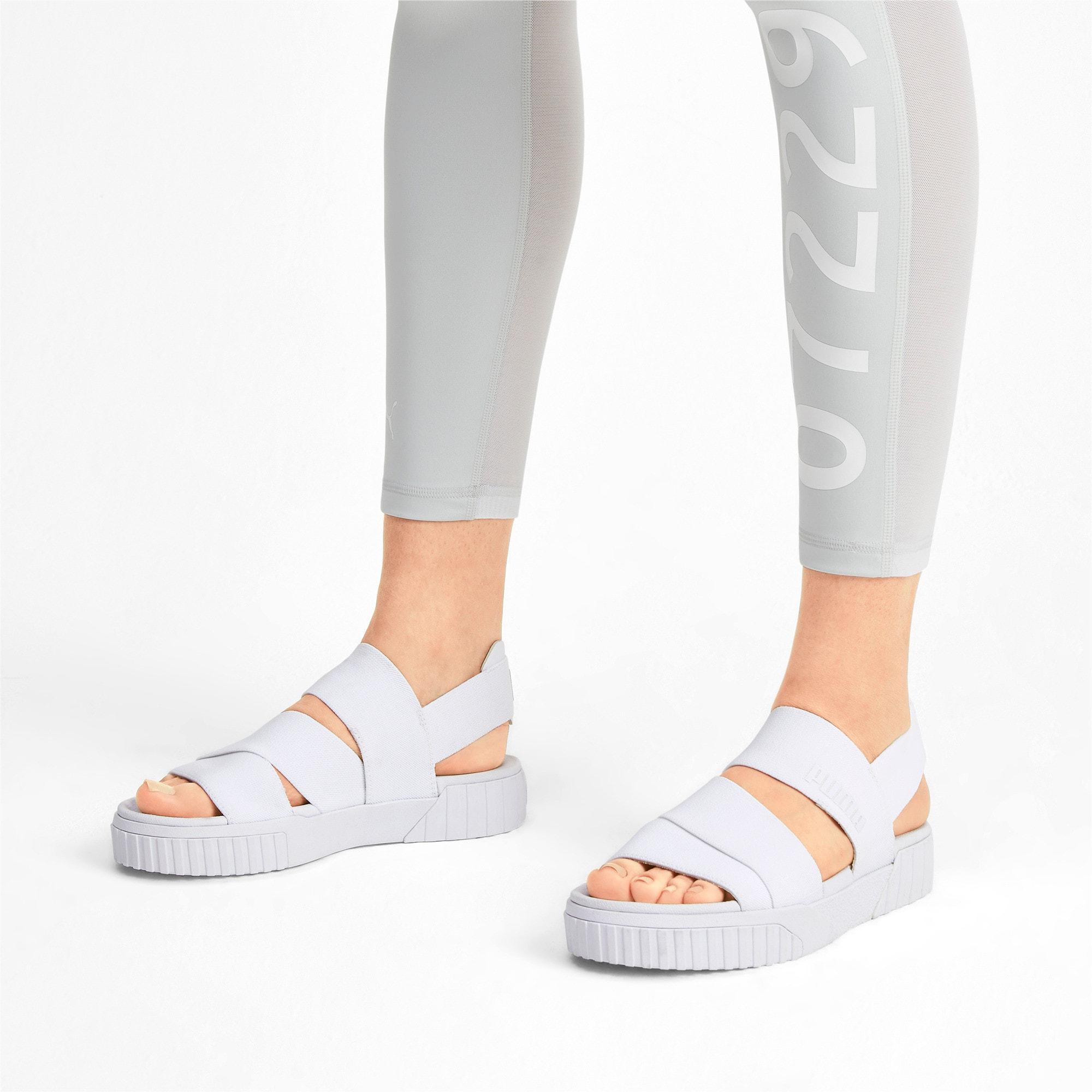Miniatura 2 de Sandalias SG x Cali, Puma White, mediano