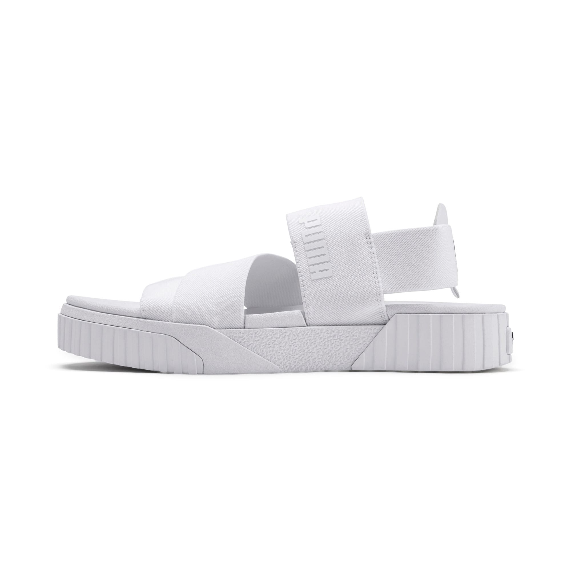 Thumbnail 1 of PUMA x SELENA GOMEZ Cali Damen Sandalen, Puma White, medium