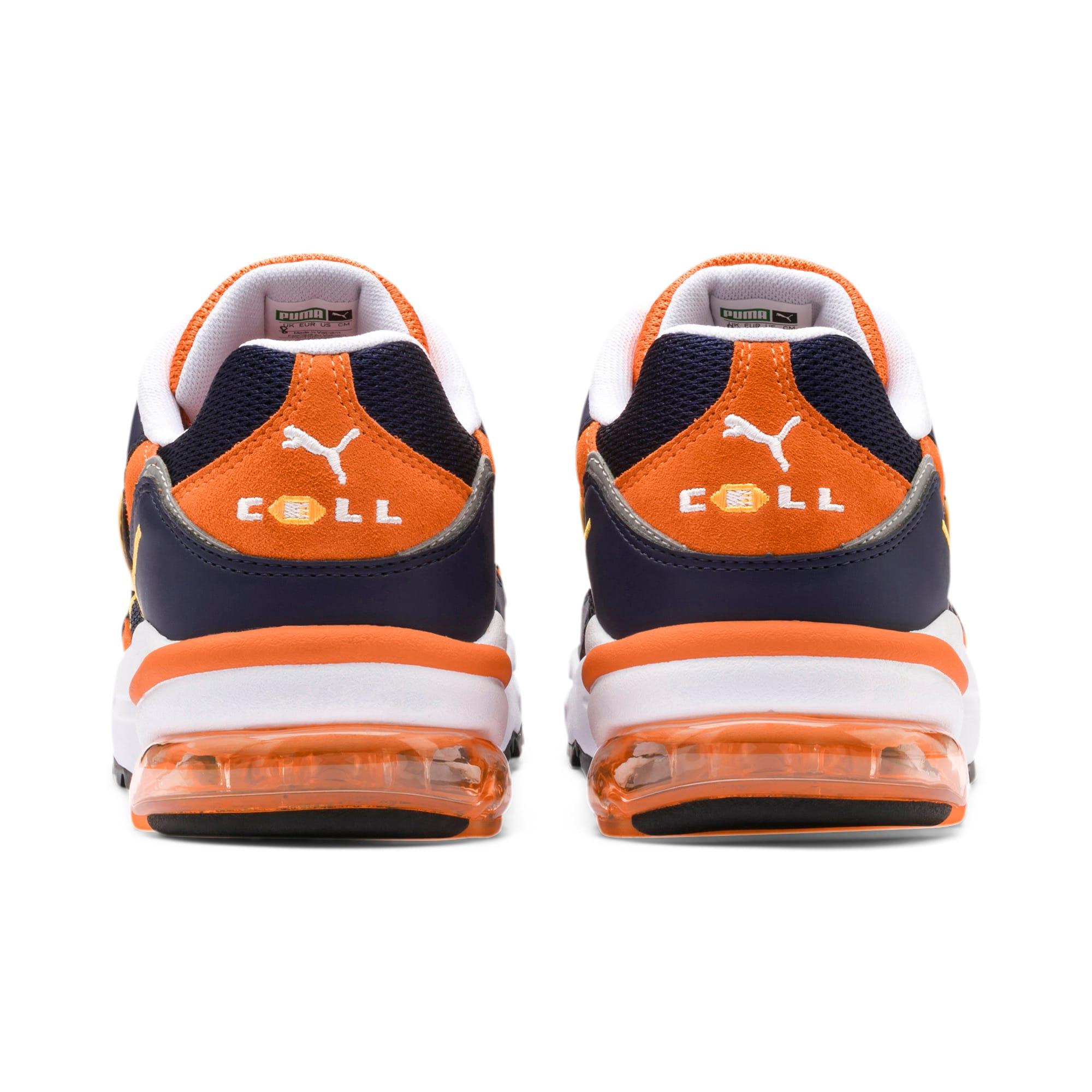 Thumbnail 4 of CELL Ultra OG Pack Sneakers, Peacoat-Jaffa Orange, medium