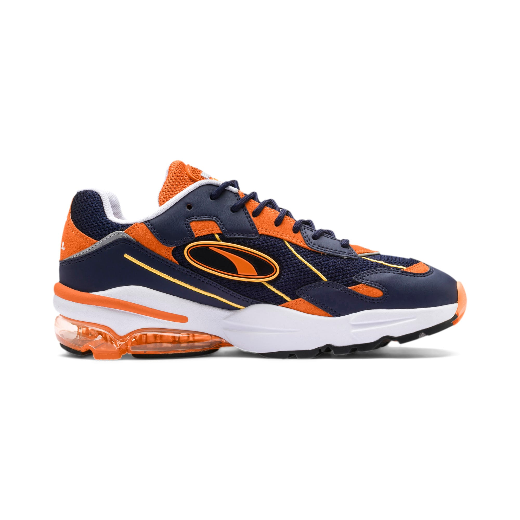 Thumbnail 6 of CELL Ultra OG Pack Sneakers, Peacoat-Jaffa Orange, medium