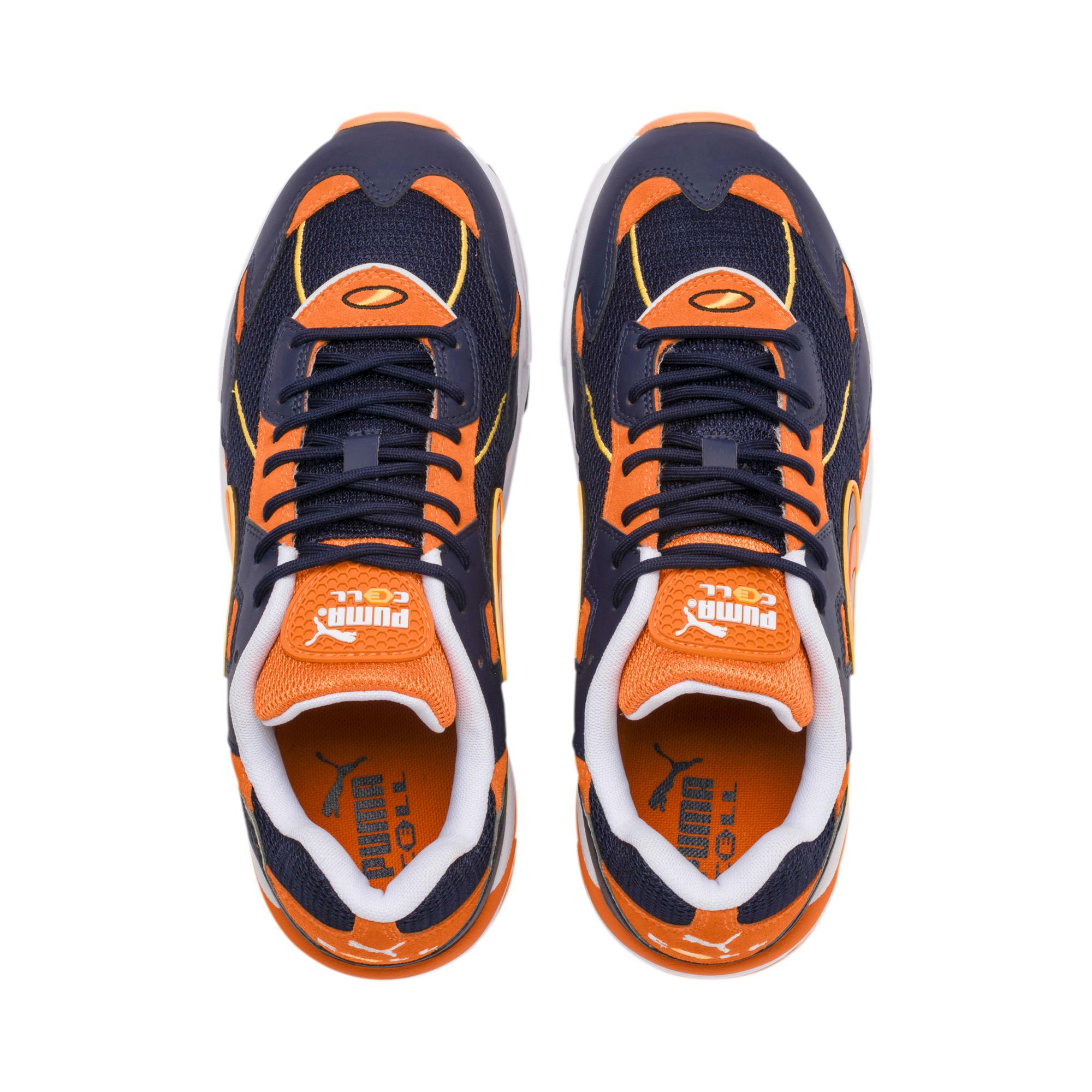Thumbnail 7 of CELL Ultra OG Pack Sneakers, Peacoat-Jaffa Orange, medium