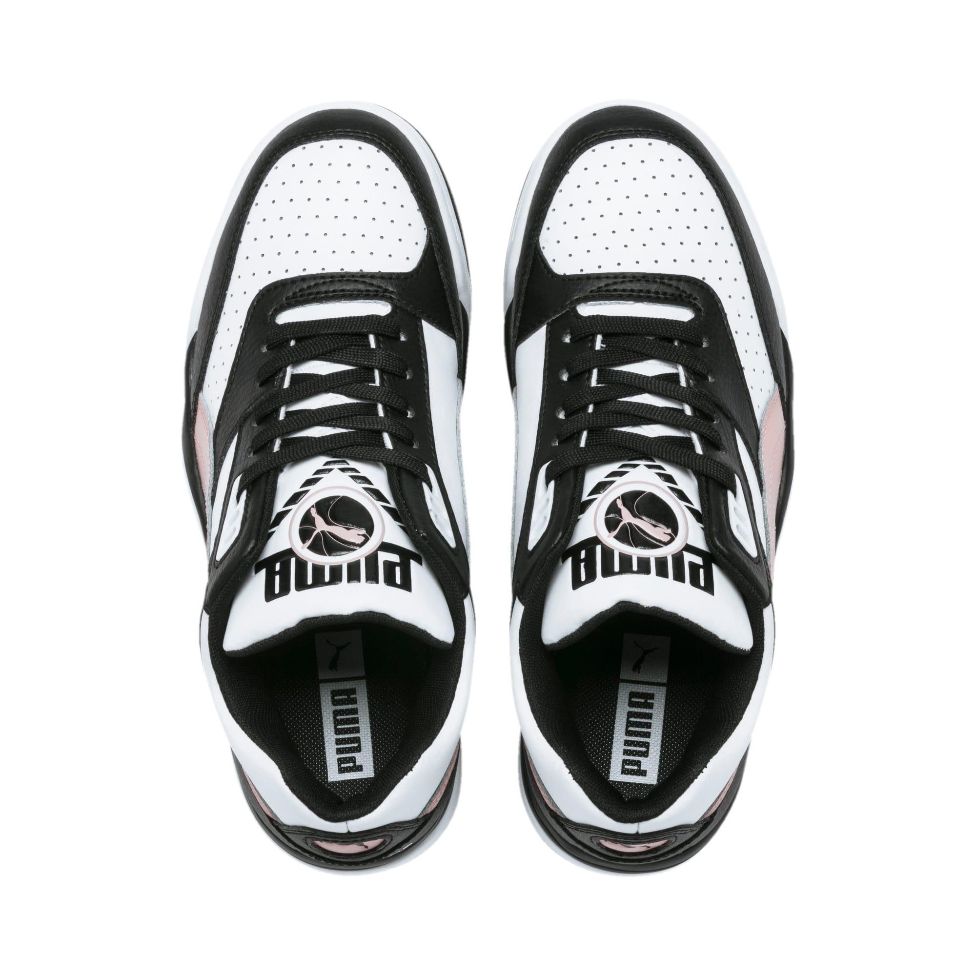 Thumbnail 7 of Palace Guard Colorblock Women's Sneakers, Puma Black-Puma White, medium
