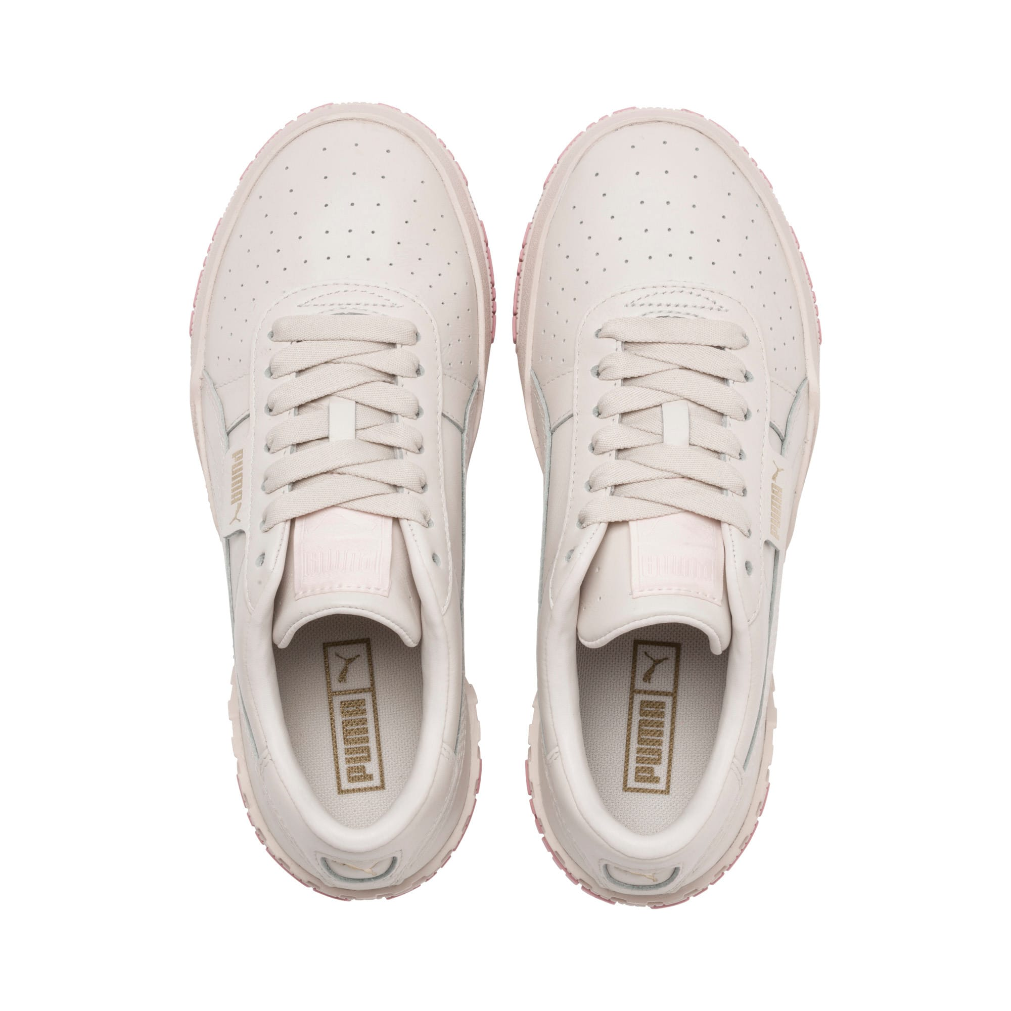 Thumbnail 7 of Cali Bold Women's Trainers, Pastel Parchment-Bridal Rose, medium