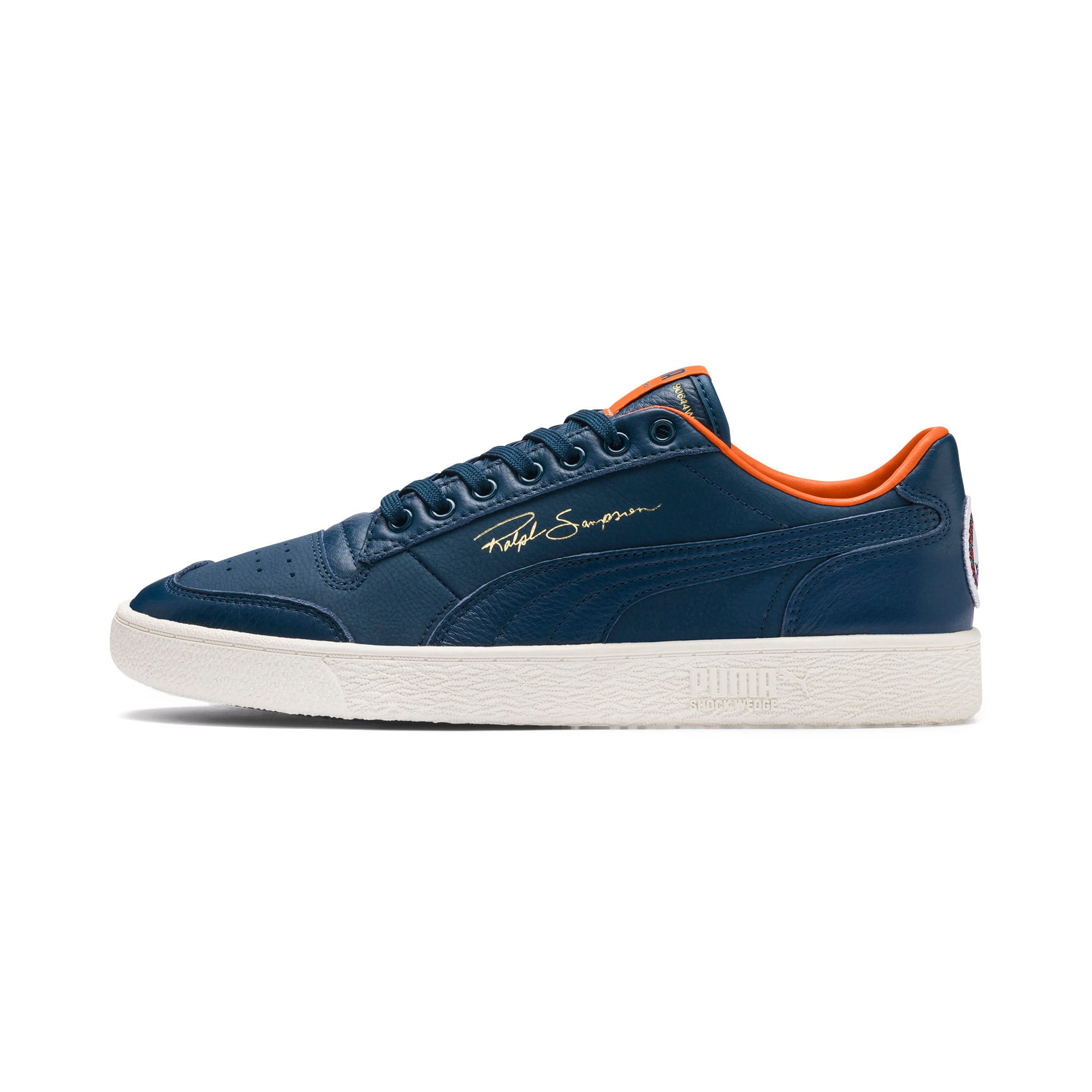 Thumbnail 1 of Ralph Sampson Lo Virginia Trainers, Gib.Sea-Marshmallow-J.Orange, medium