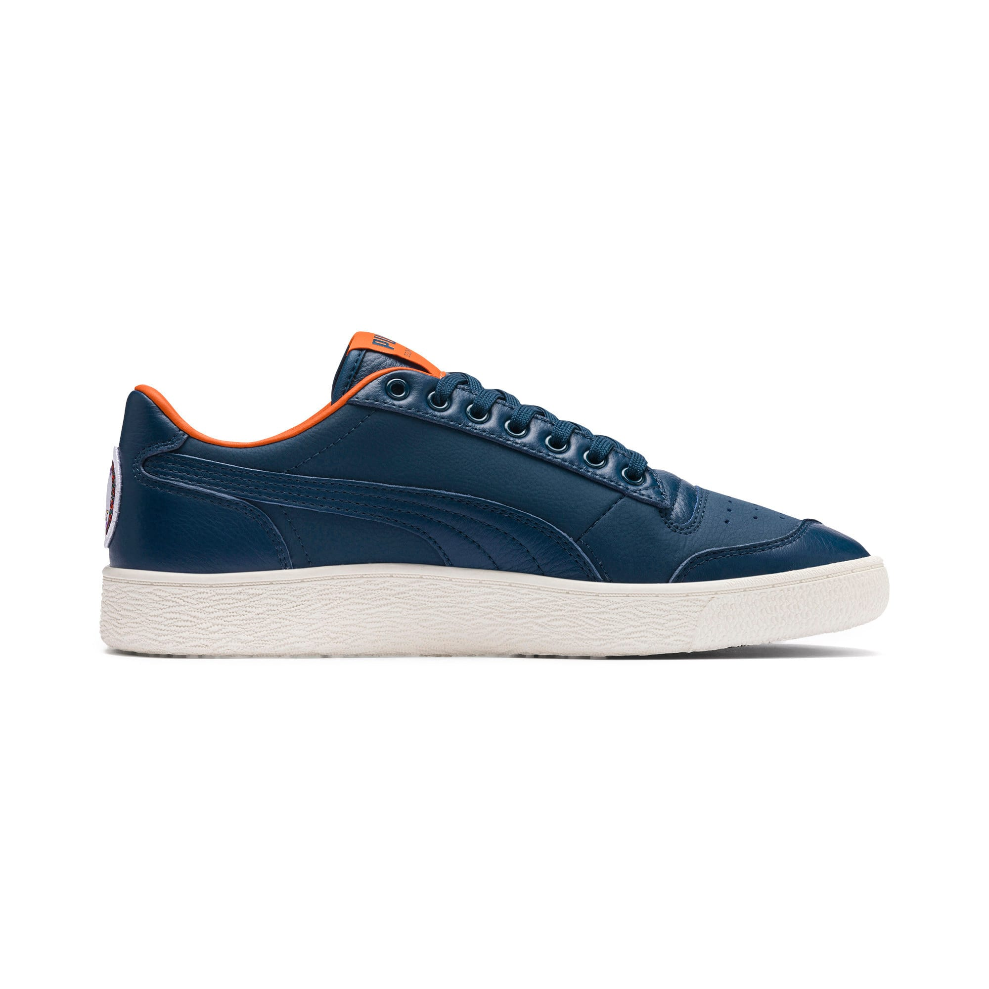 Thumbnail 6 of Ralph Sampson Lo Virginia Trainers, Gib.Sea-Marshmallow-J.Orange, medium