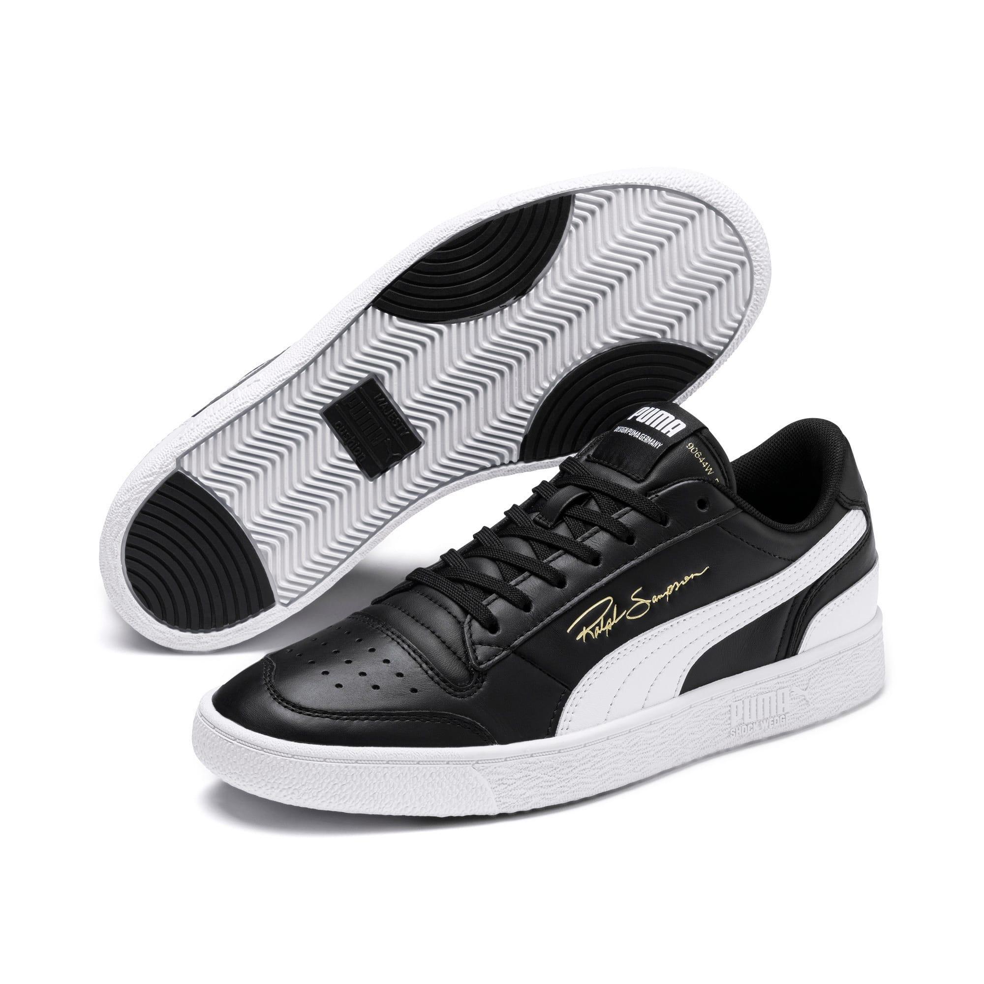 Thumbnail 2 of Ralph Sampson Lo Sneakers, Puma Blk-Puma Wht-Puma Wht, medium