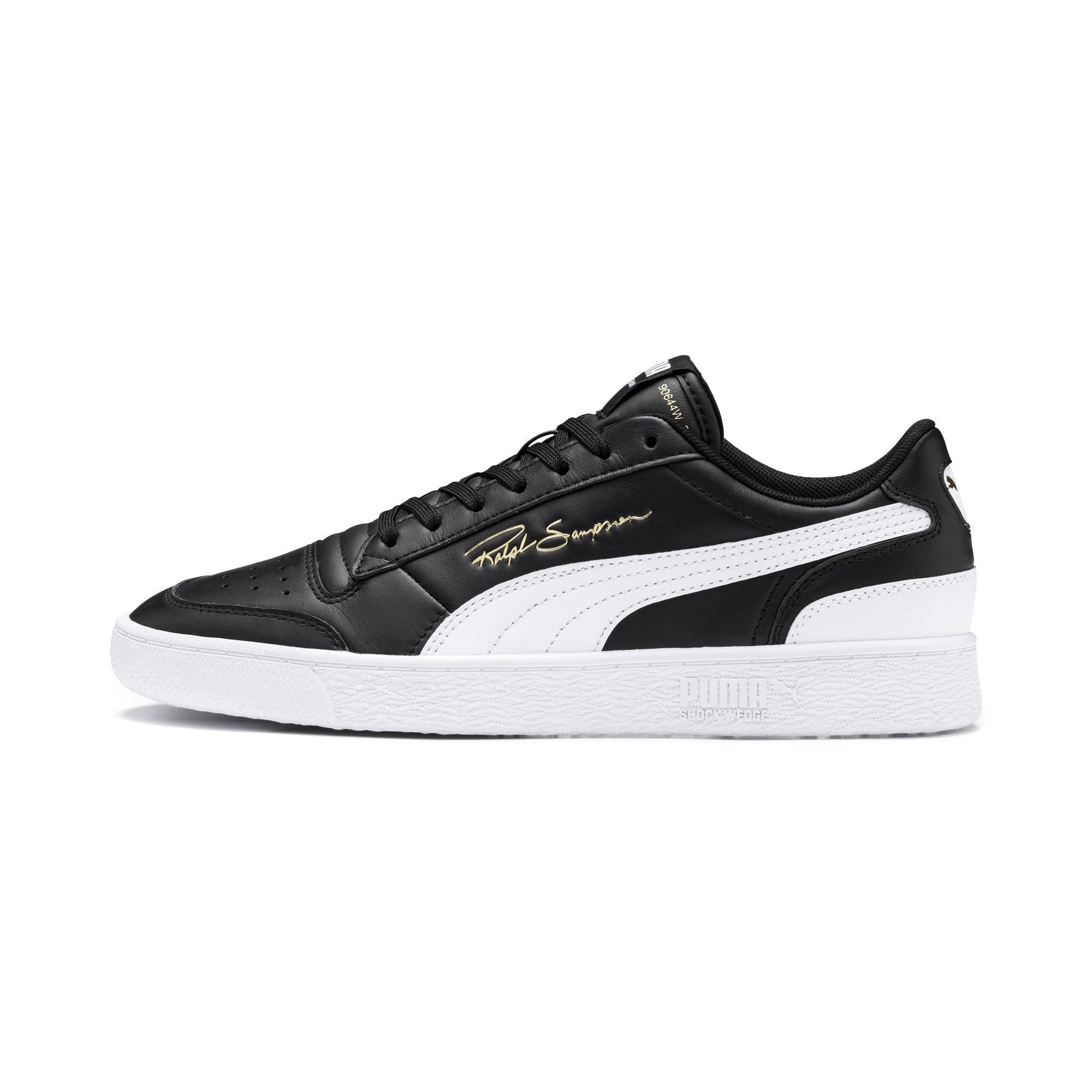 Thumbnail 1 of Ralph Sampson Lo Sneakers, Puma Blk-Puma Wht-Puma Wht, medium