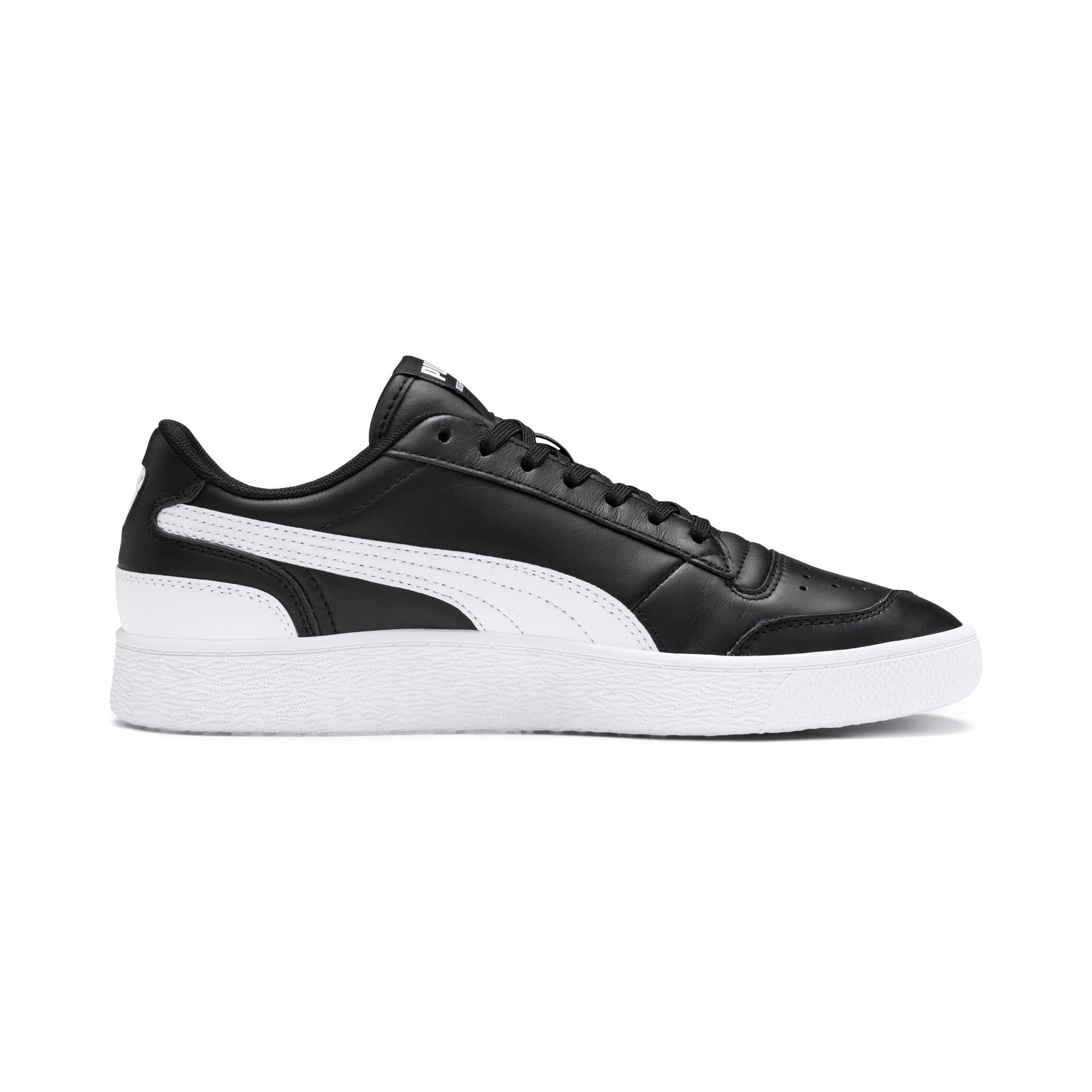 Thumbnail 5 of Ralph Sampson Lo Sneakers, Puma Blk-Puma Wht-Puma Wht, medium
