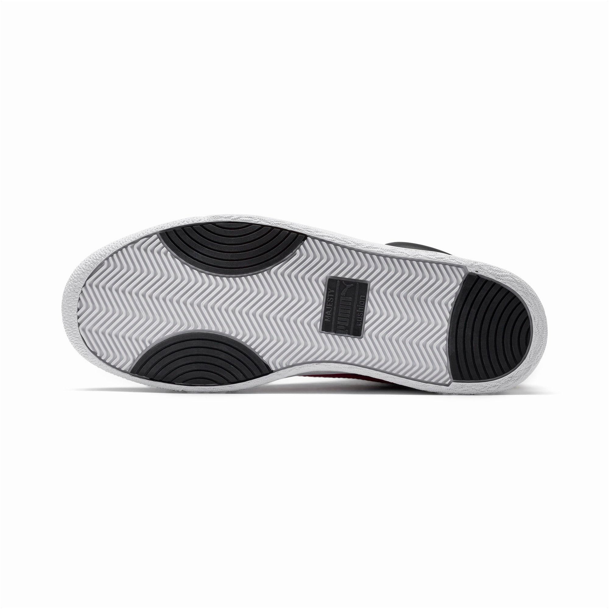 Thumbnail 4 of Ralph Sampson Mid Sneakers, PBlack-High Risk Red-PWhite, medium