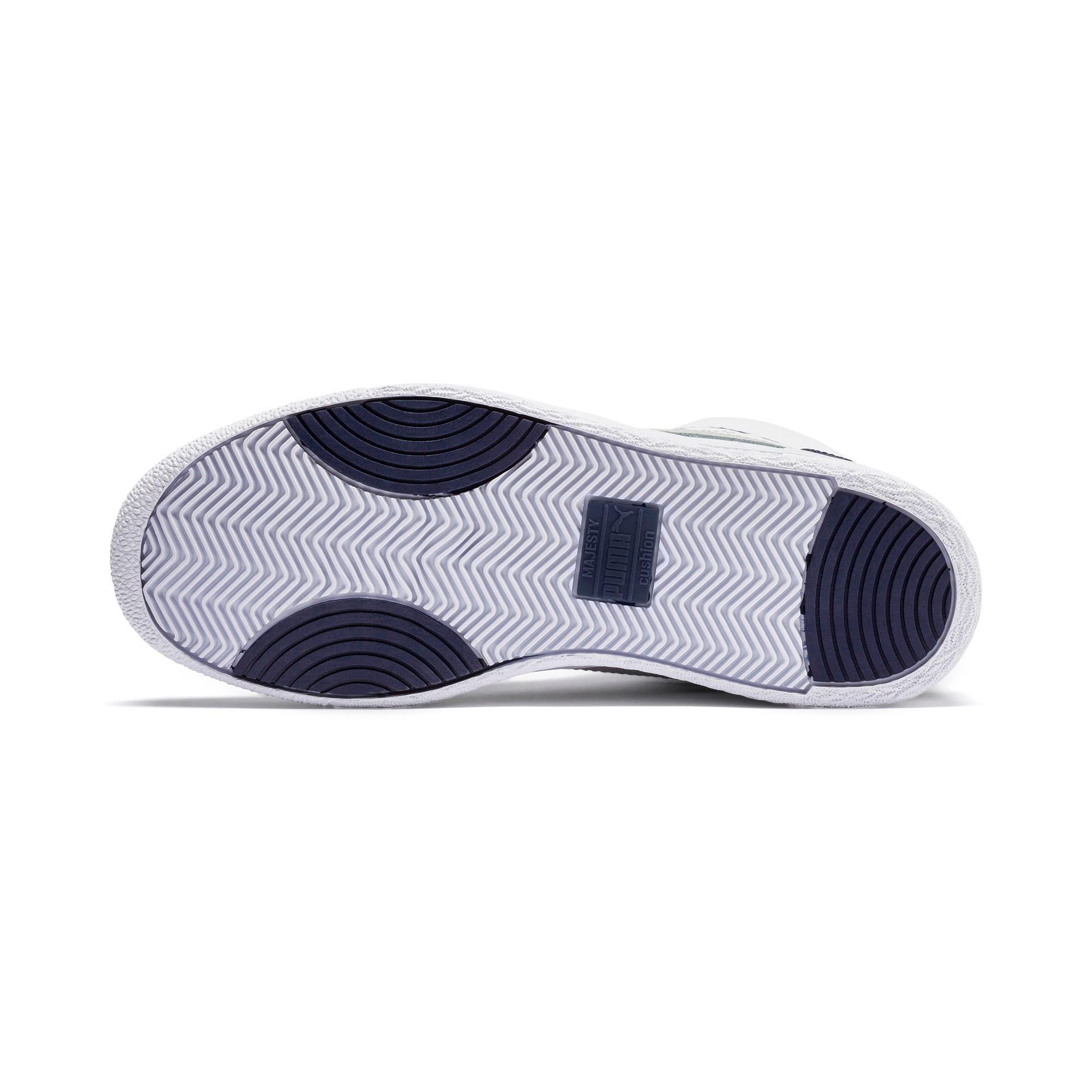 Thumbnail 4 of Ralph Sampson Mid Sneakers, P White-Gray Violet-Peacoat, medium