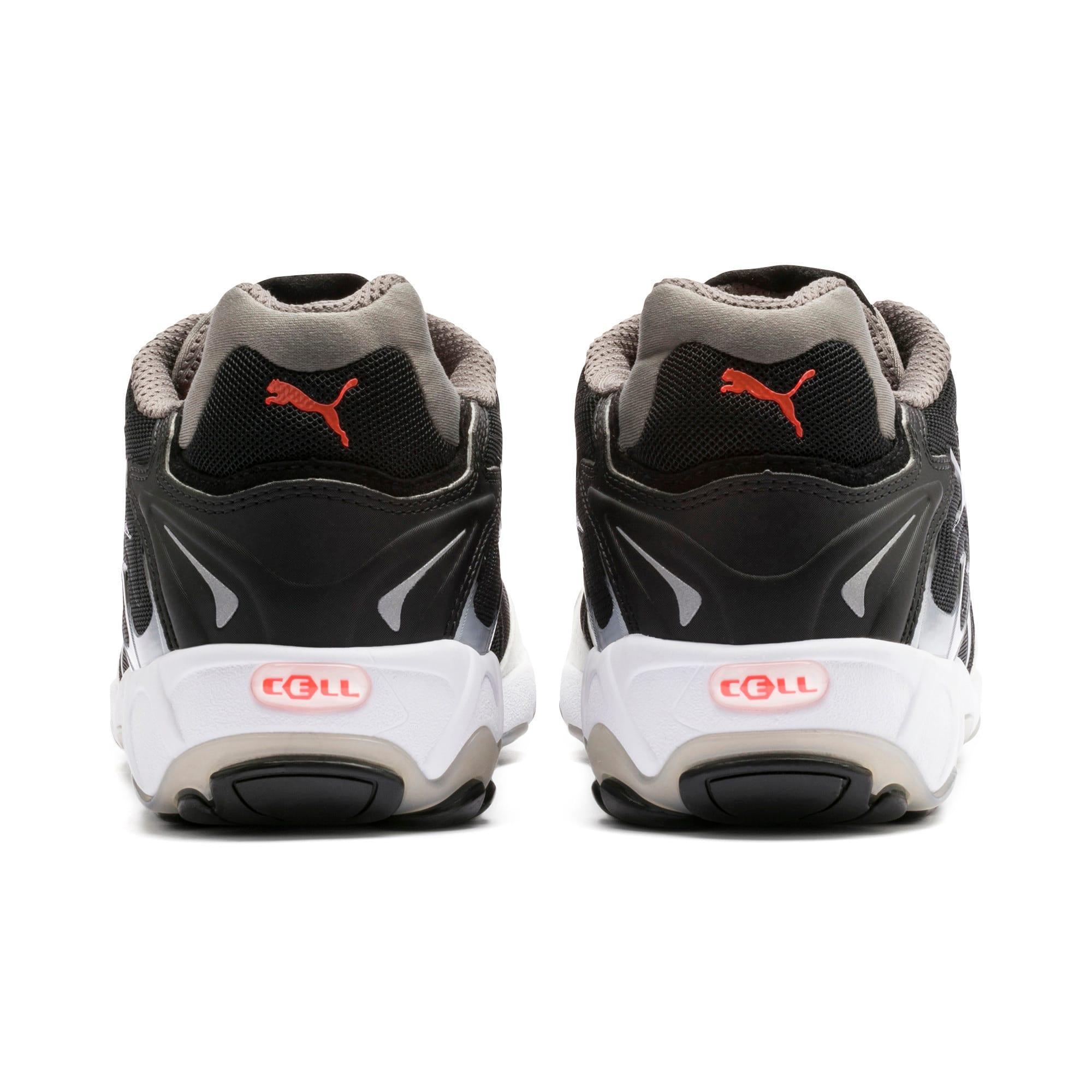 Thumbnail 4 of Inhale Flares Sneakers, Puma Black-Puma White, medium