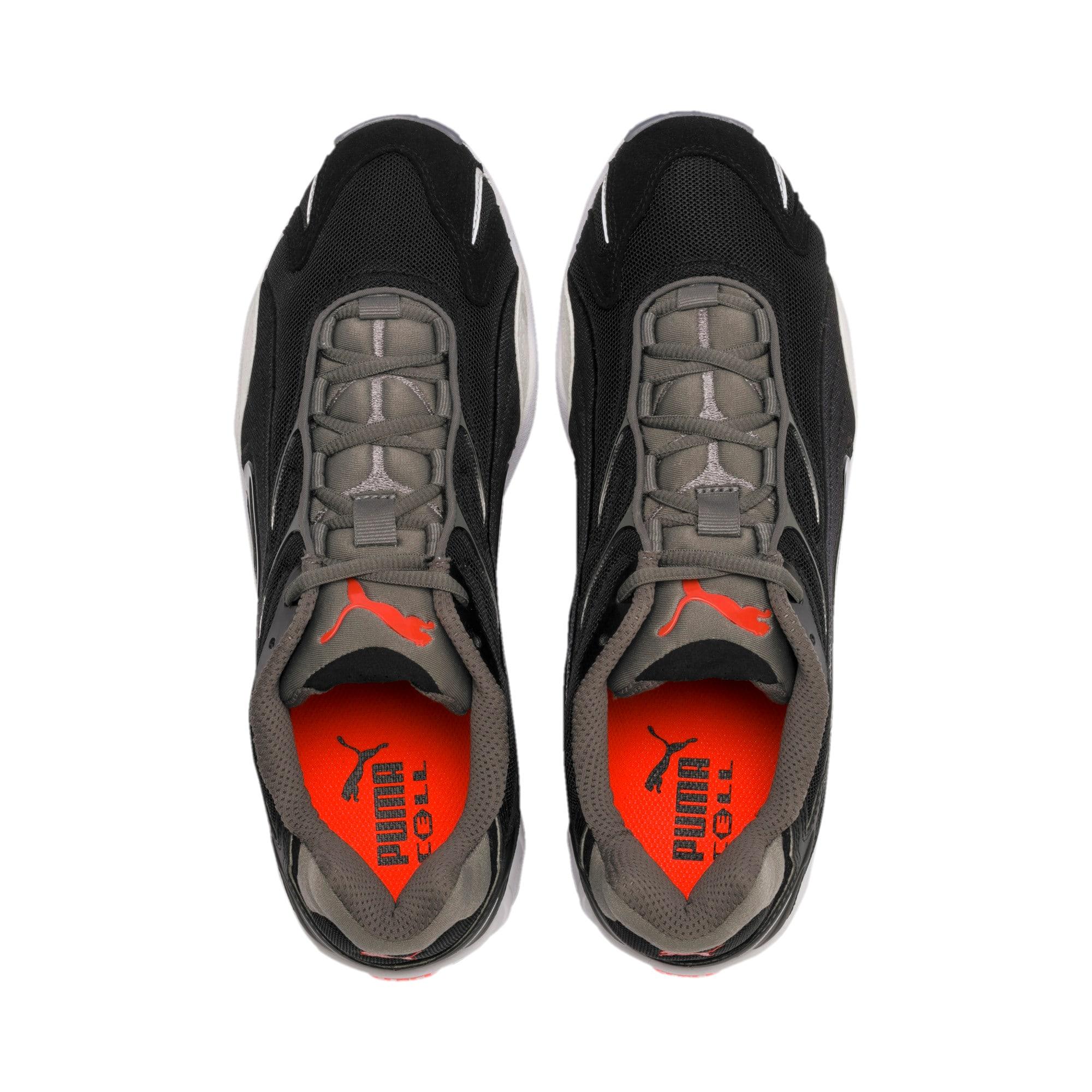 Thumbnail 7 of Inhale Flares Sneakers, Puma Black-Puma White, medium