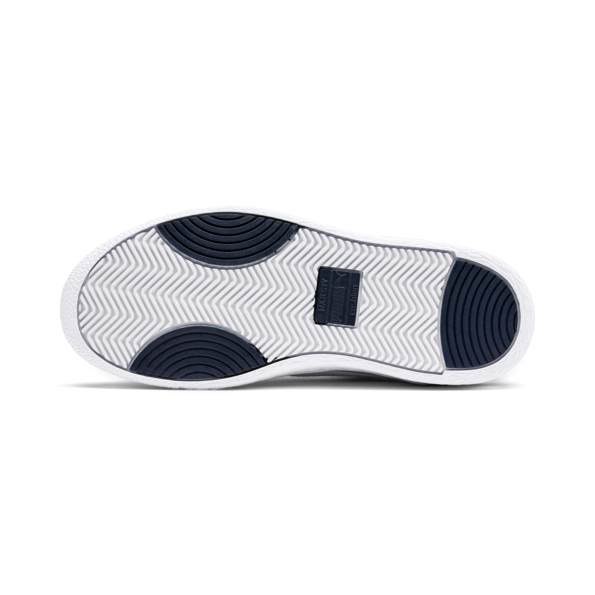 Thumbnail 4 of Ralph Sampson Lo Sneakers JR, White-Peacoat-White, medium