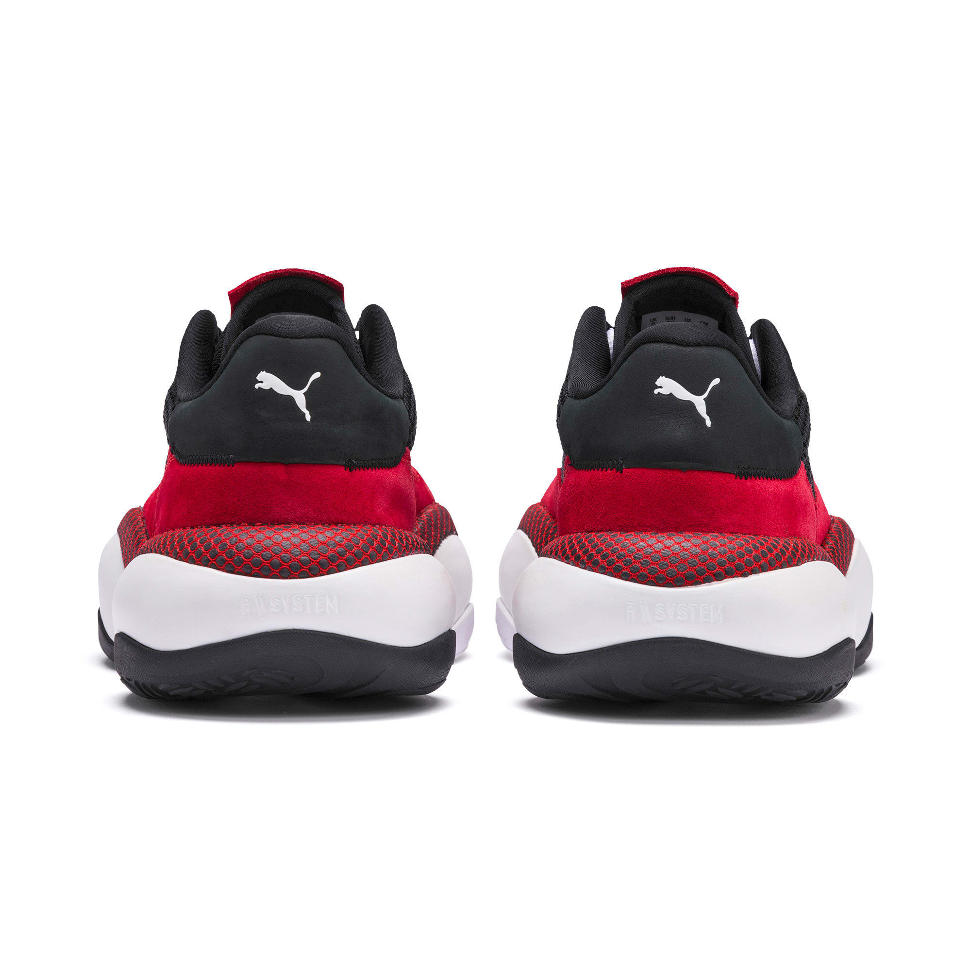 Thumbnail 4 of Alteration Blitz Sneakers, Puma Black-High Risk Red, medium