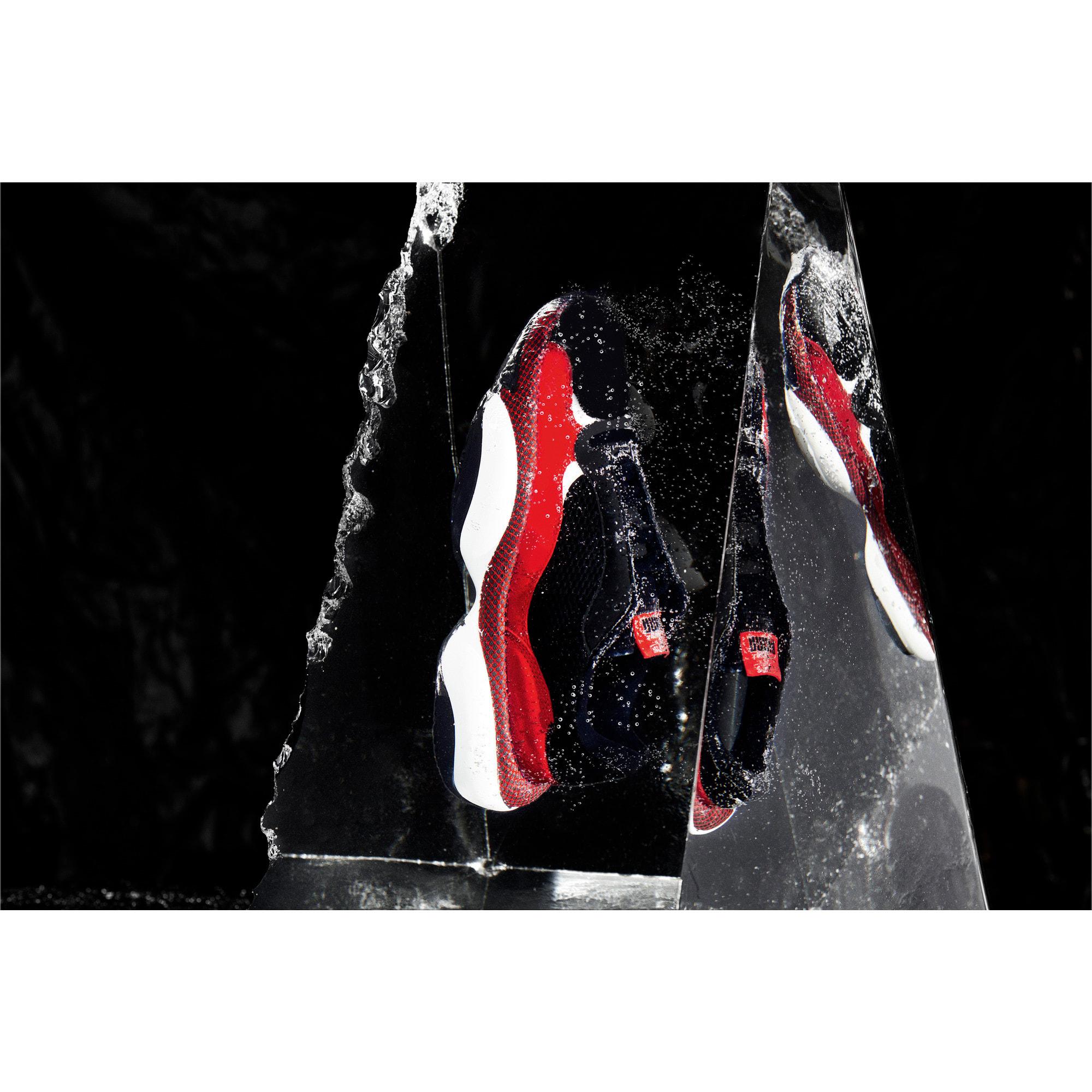 Thumbnail 8 of Alteration Blitz Sneakers, Puma Black-High Risk Red, medium