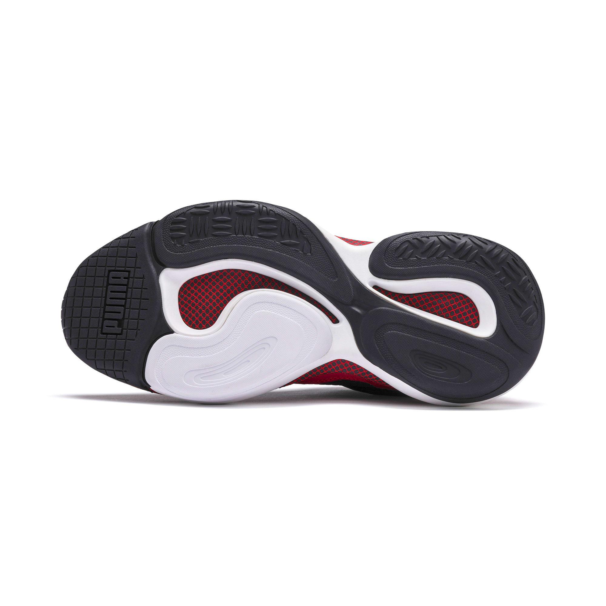 Thumbnail 5 of Alteration Blitz Sneakers, Puma Black-High Risk Red, medium