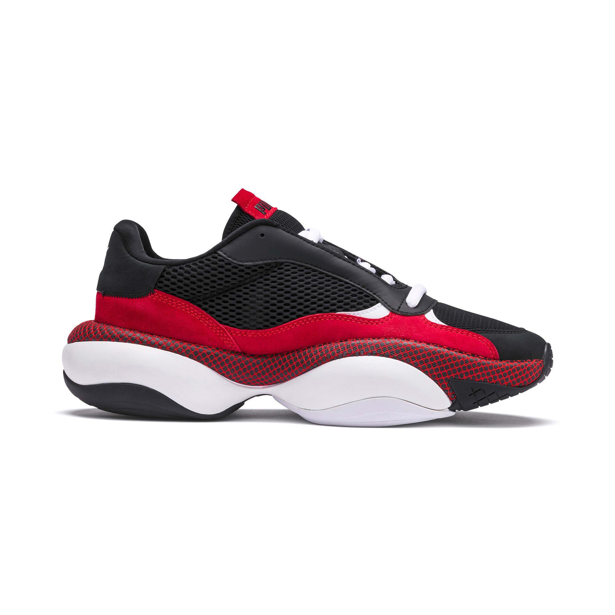 Thumbnail 6 of Alteration Blitz Sneakers, Puma Black-High Risk Red, medium