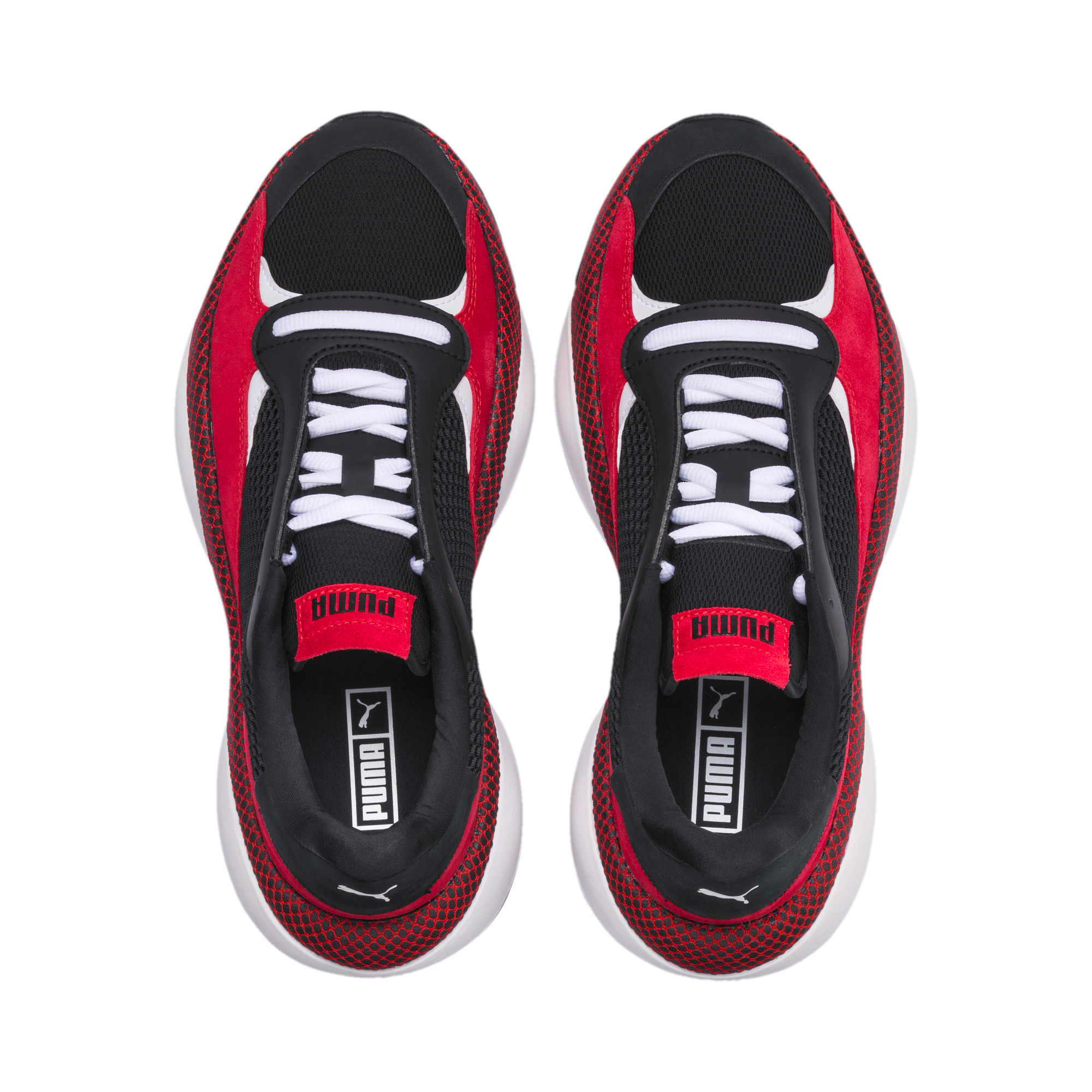 Thumbnail 7 of Alteration Blitz Sneakers, Puma Black-High Risk Red, medium