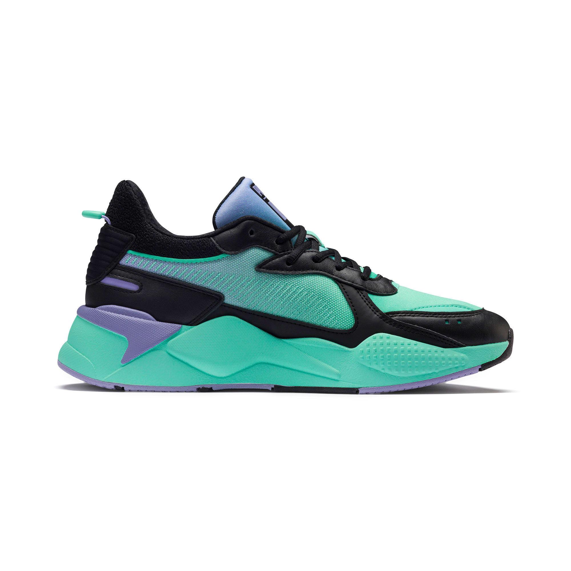 Thumbnail 5 of RS-X Tracks MTV Gradient Gloom Sneakers, Puma Black-Sweet Lavender, medium