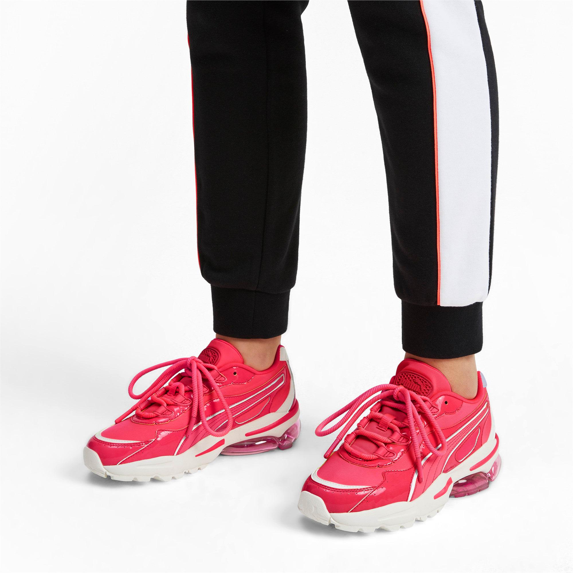 Thumbnail 2 of CELL Stellar Neon Women's Sneakers, Pink Alert-Heather, medium