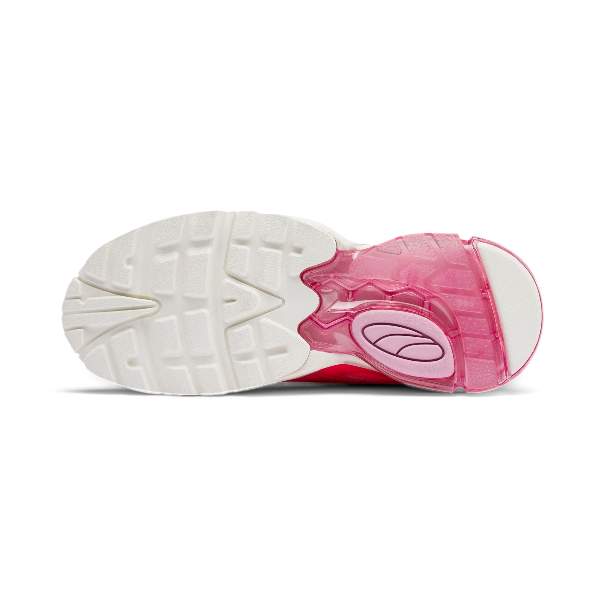 Thumbnail 5 of CELL Stellar Neon Women's Sneakers, Pink Alert-Heather, medium