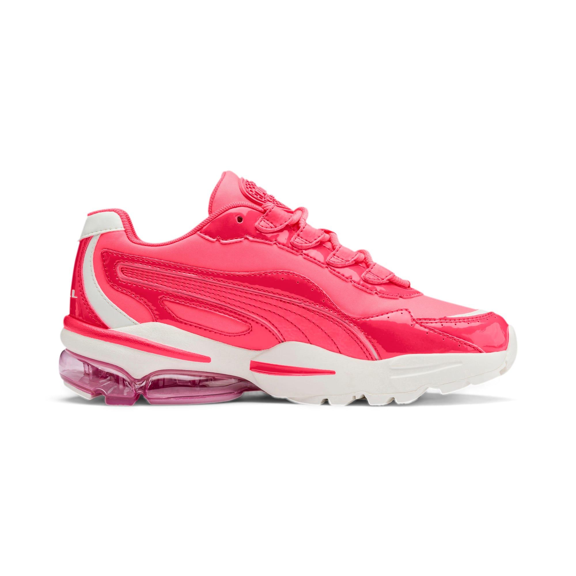 Thumbnail 6 of CELL Stellar Neon Women's Sneakers, Pink Alert-Heather, medium