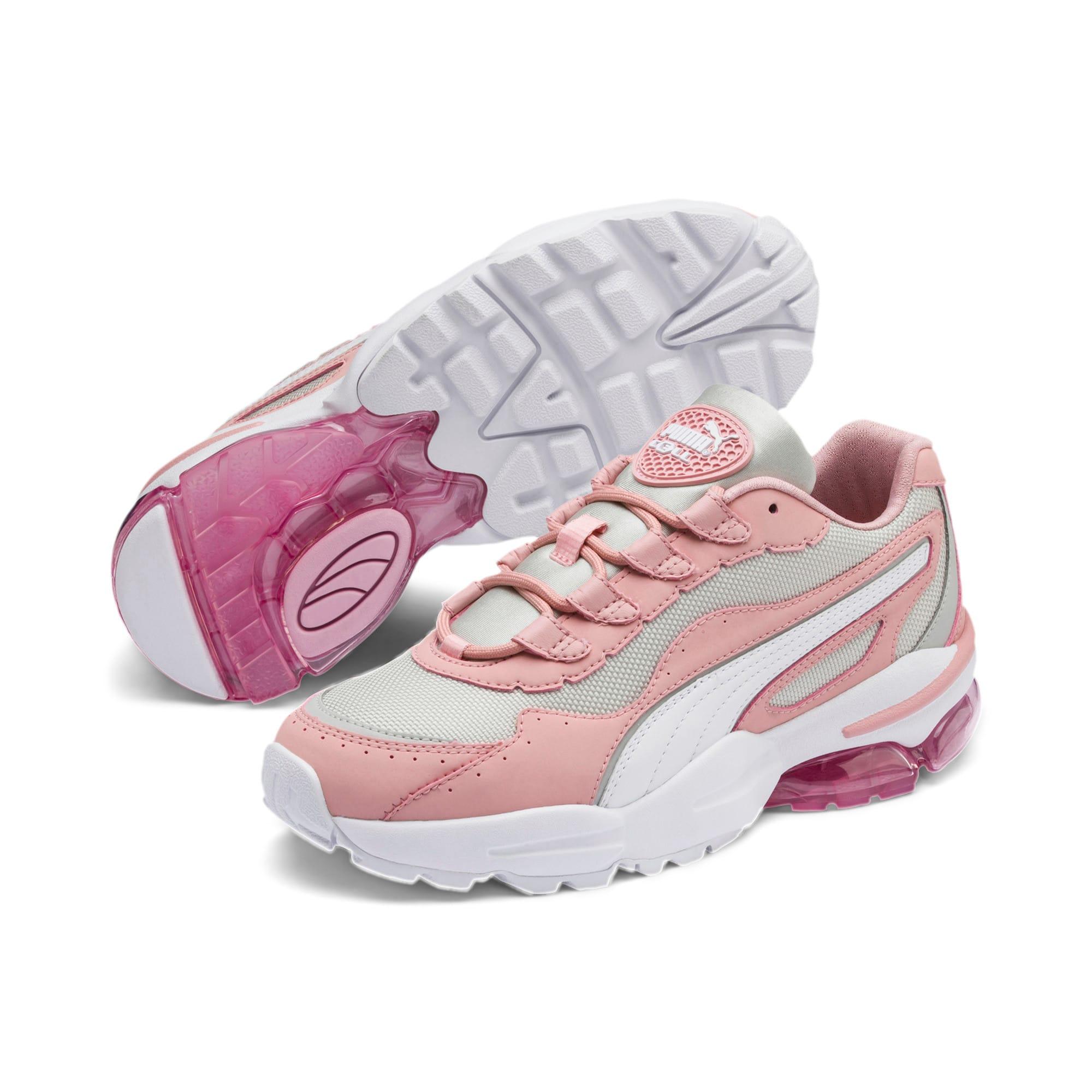 Miniatura 3 de Zapatos deportivos CELL Stellar para mujer, Bridal Rose-Gray Violet, mediano