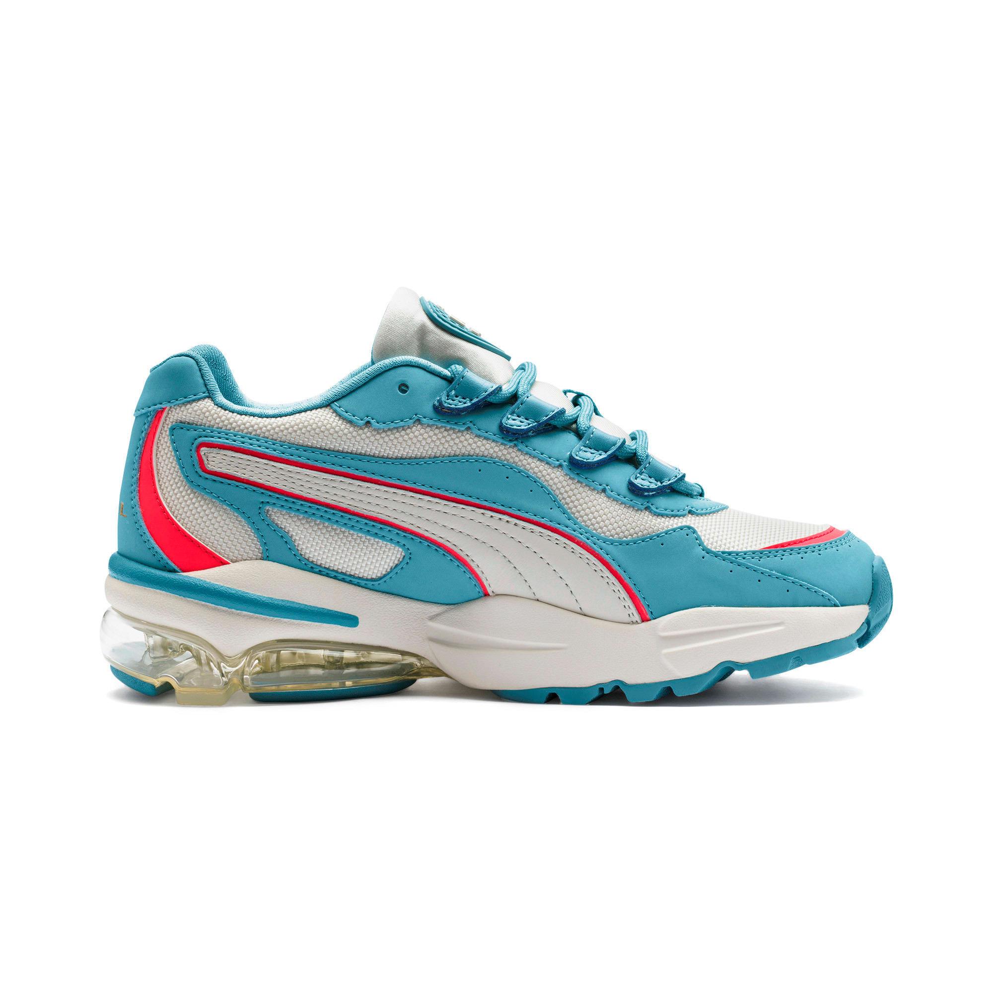Miniatura 6 de Zapatos deportivos CELL Stellar para mujer, Milky Blue-Puma Team Gold, mediano
