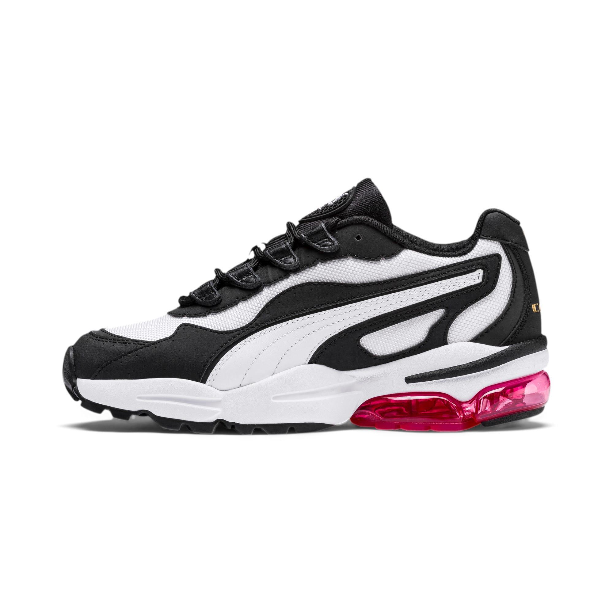 Miniatura 1 de Zapatos deportivos CELL Stellar para mujer, Puma White-Puma Black, mediano