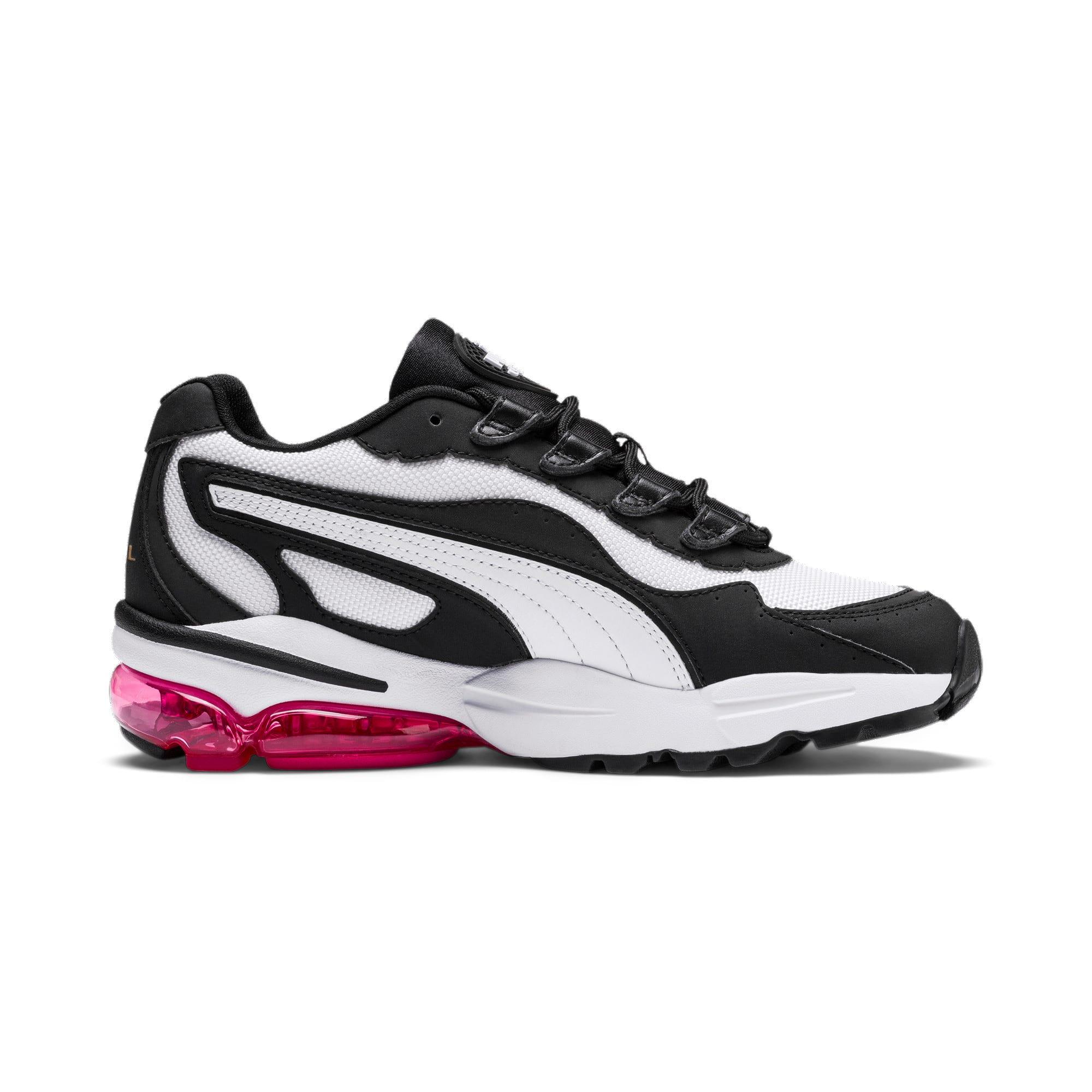 Miniatura 5 de Zapatos deportivos CELL Stellar para mujer, Puma White-Puma Black, mediano