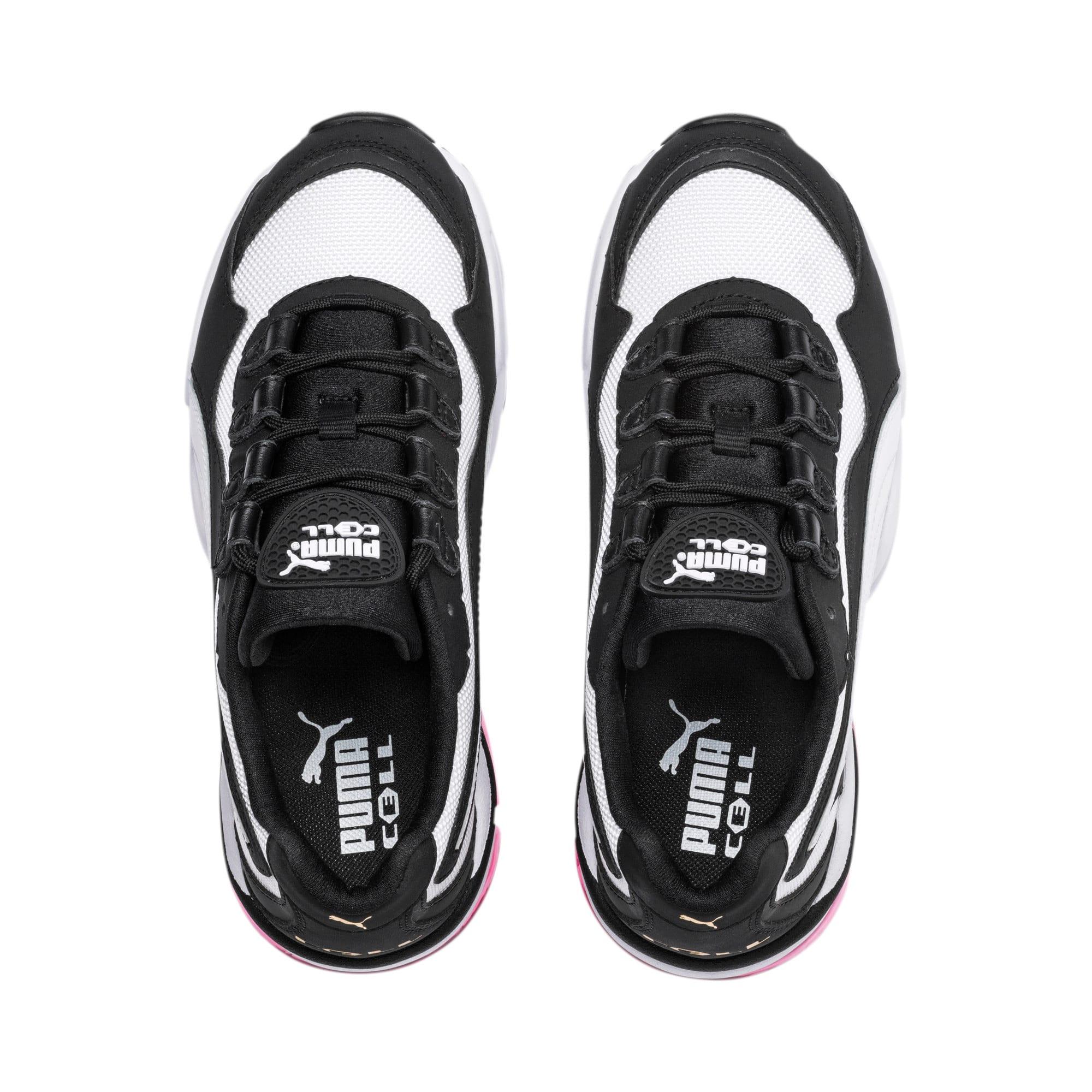 Miniatura 6 de Zapatos deportivos CELL Stellar para mujer, Puma White-Puma Black, mediano