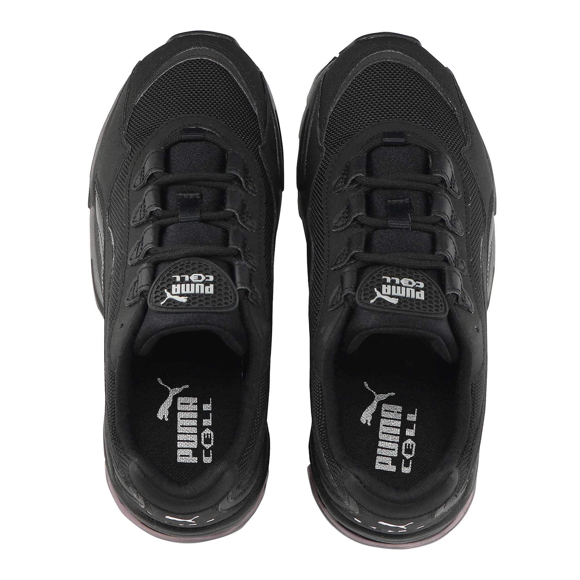 Thumbnail 6 of CELL Stellar Women's Sneakers, Puma Black-Silver, medium