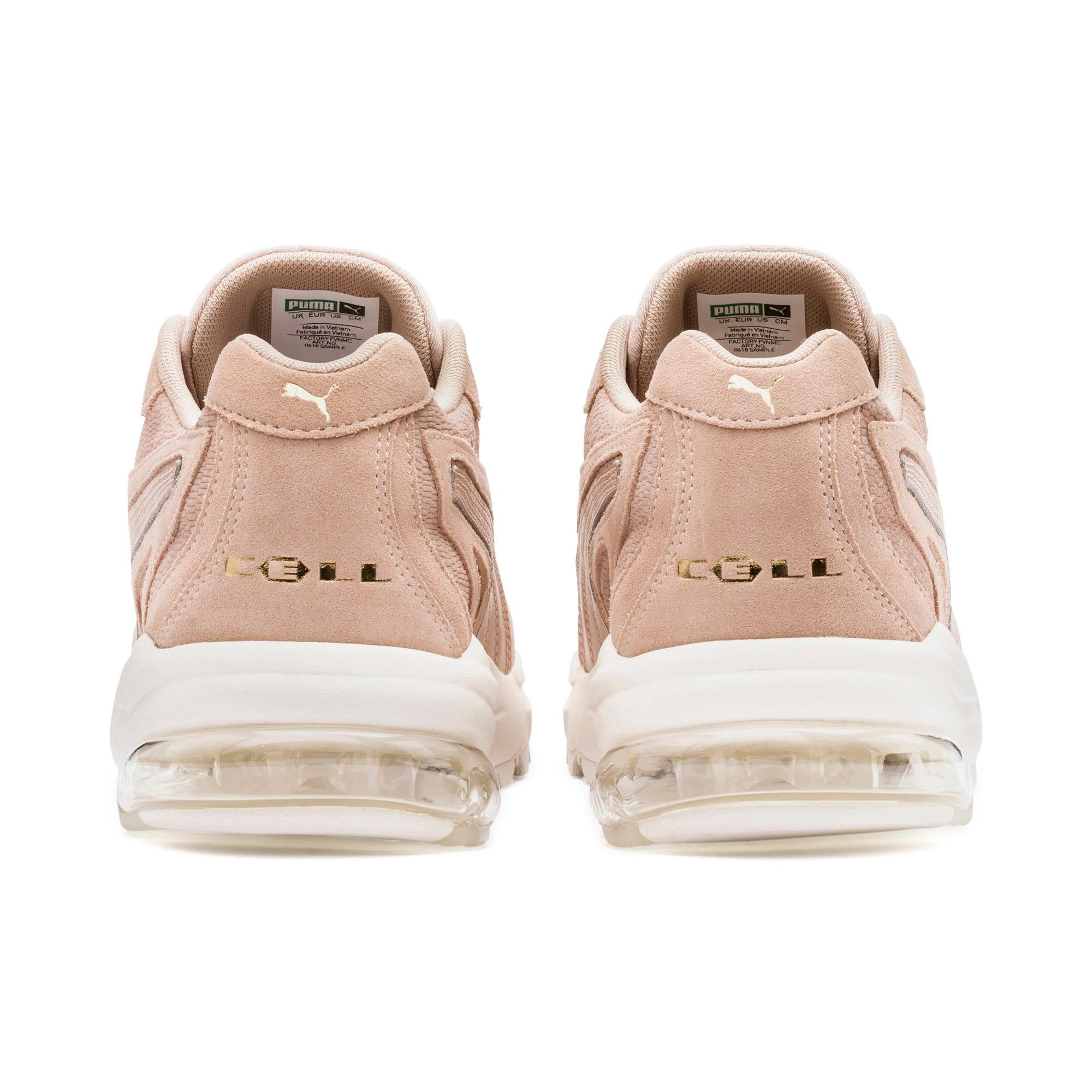 Thumbnail 5 of CELL Stellar Tonal Women's Sneakers, Nougat-Puma Team Gold, medium