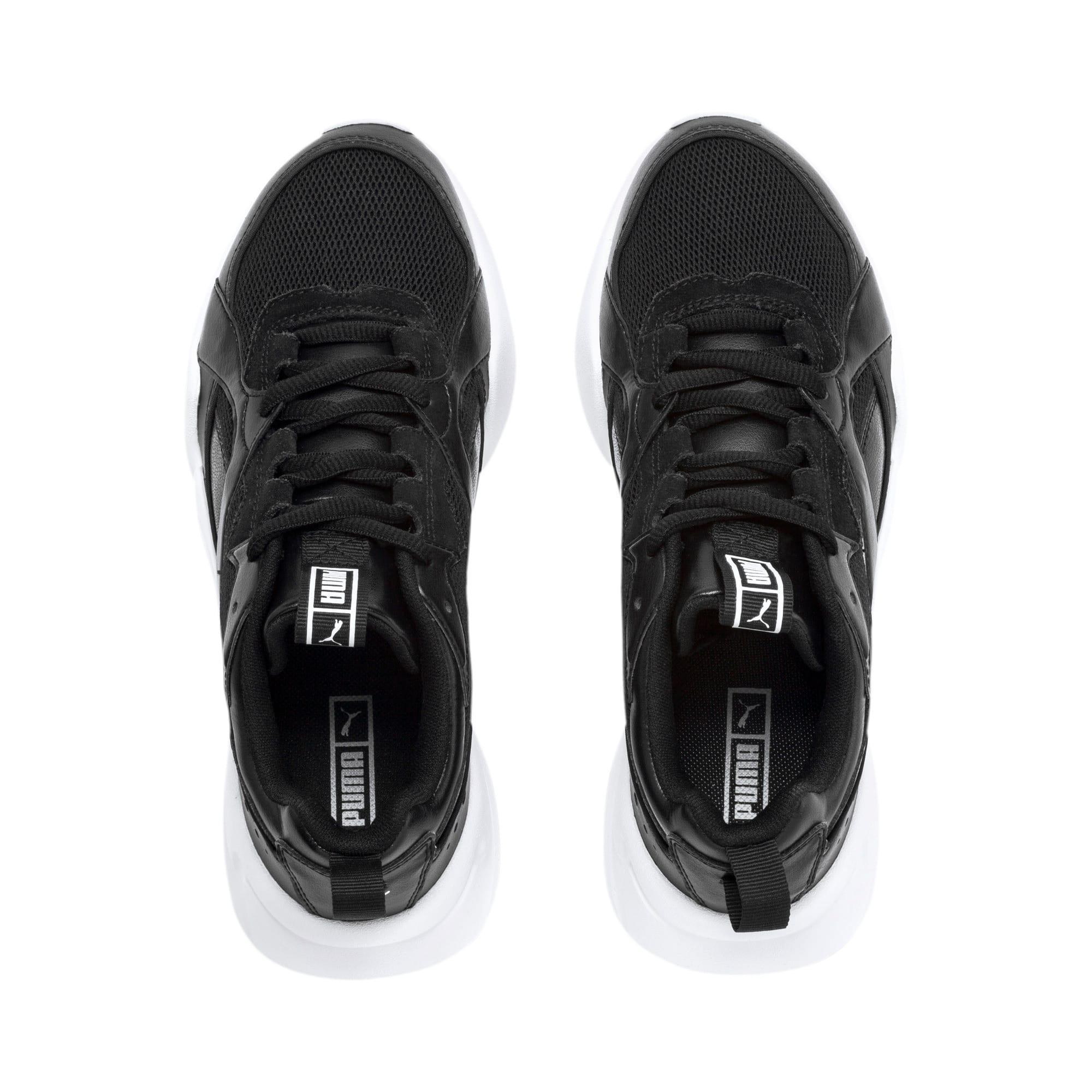Thumbnail 7 of Nova 2 Women's Sneakers, Puma Black-Heather, medium