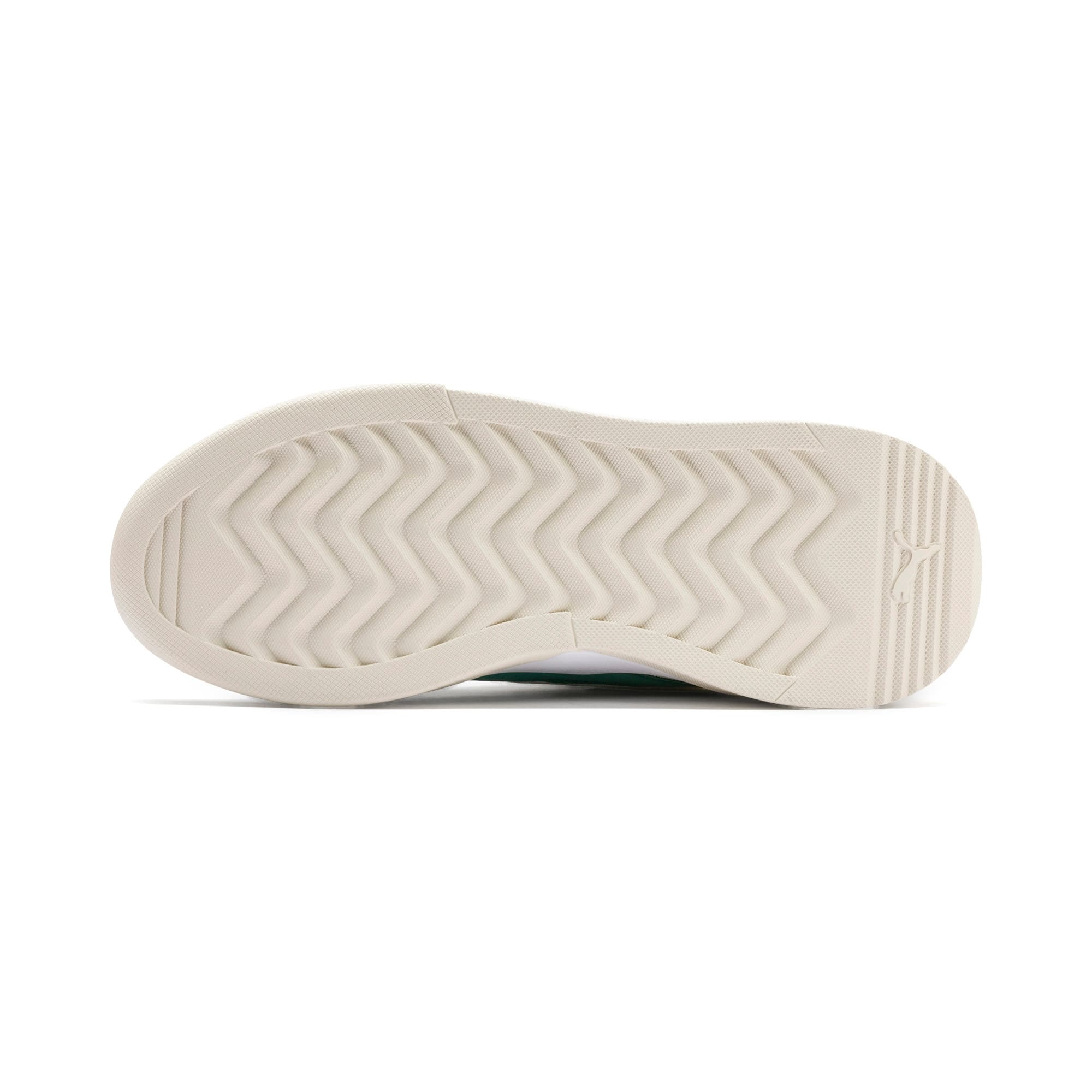 Thumbnail 5 of Aeon Heritage Women's Sneakers, Puma White-Teal Green, medium