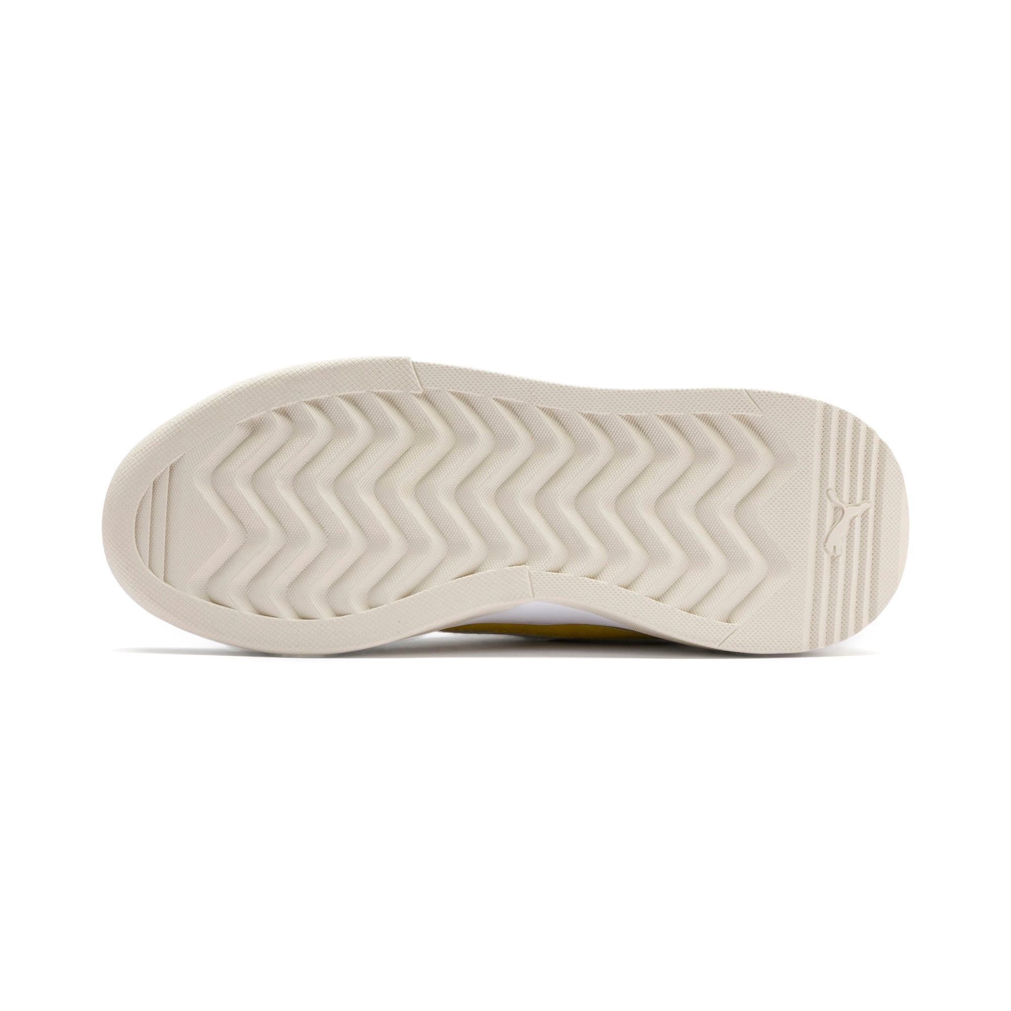 Thumbnail 5 of Aeon Heritage Women's Sneakers, Puma White-Sulphur, medium