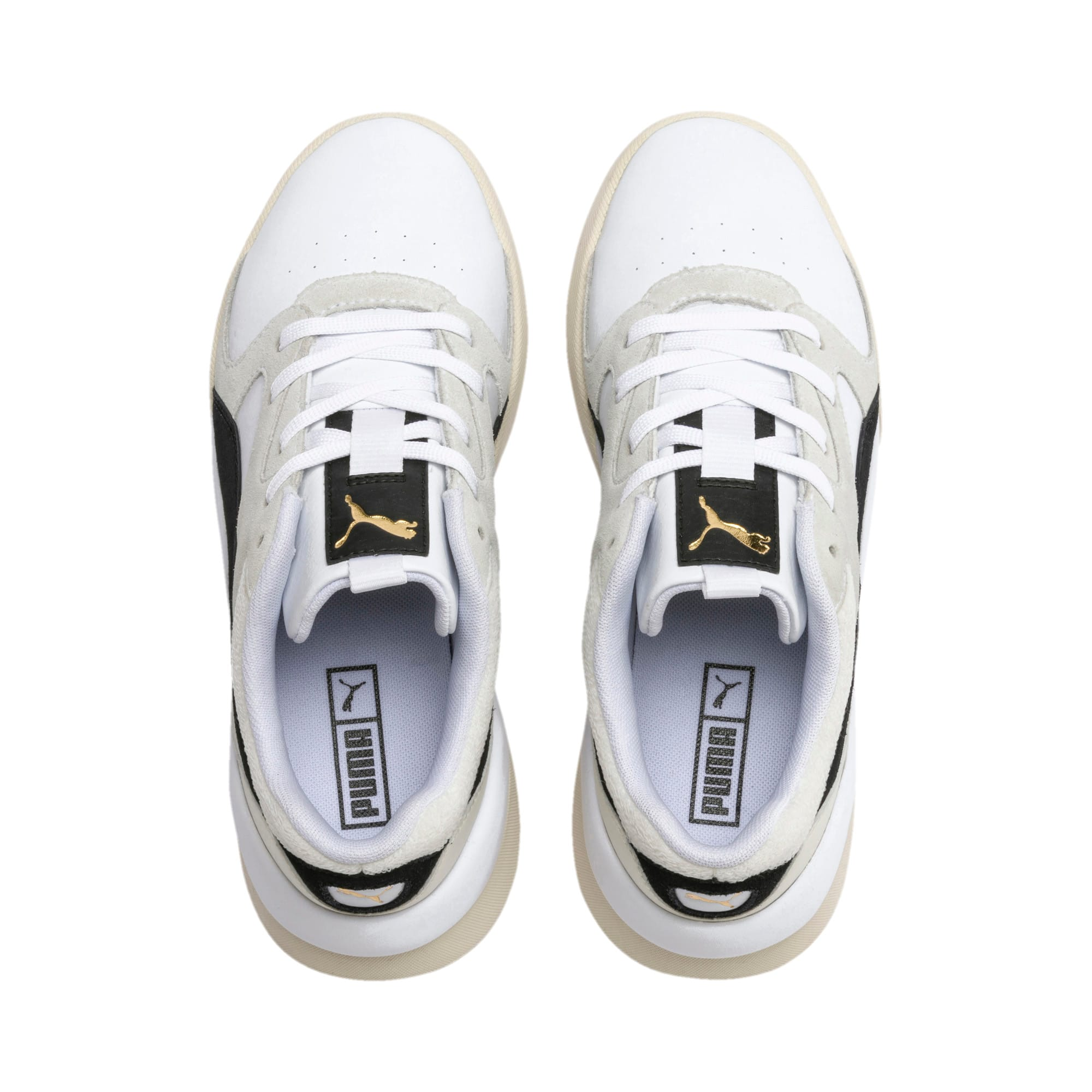 Thumbnail 7 of Aeon Heritage Women's Sneakers, Puma White-Puma Black, medium