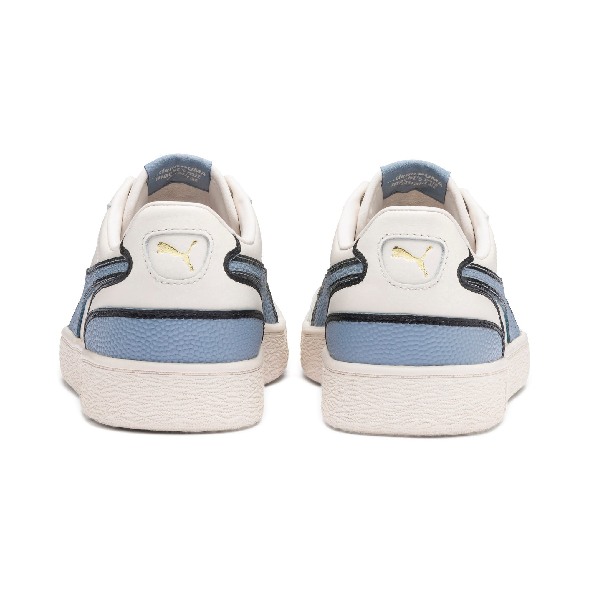 Thumbnail 4 of Ralph Sampson Lo Hoops Sneakers, Pastel-Faded Denim-Pastel, medium