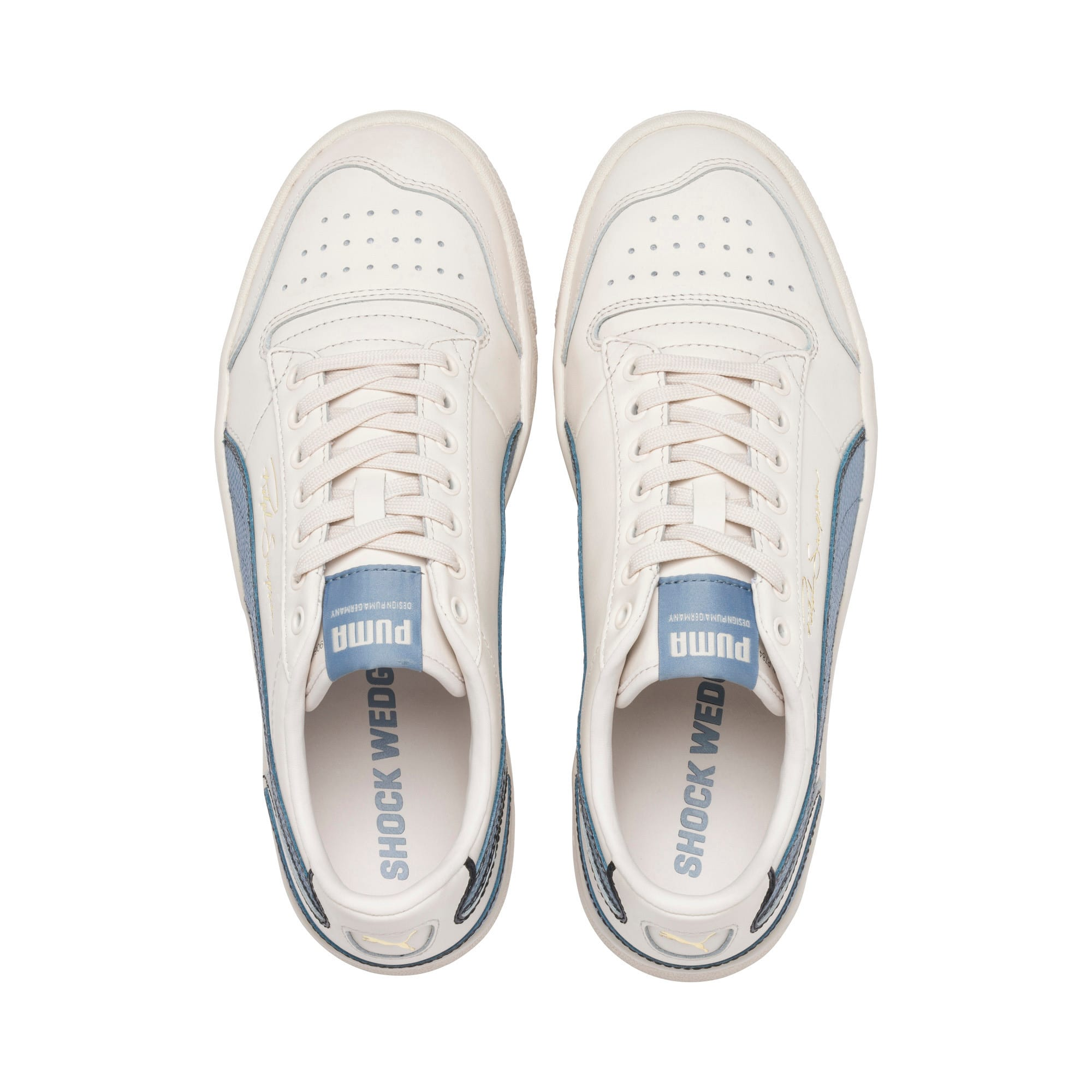 Thumbnail 7 of Ralph Sampson Lo Hoops Sneakers, Pastel-Faded Denim-Pastel, medium