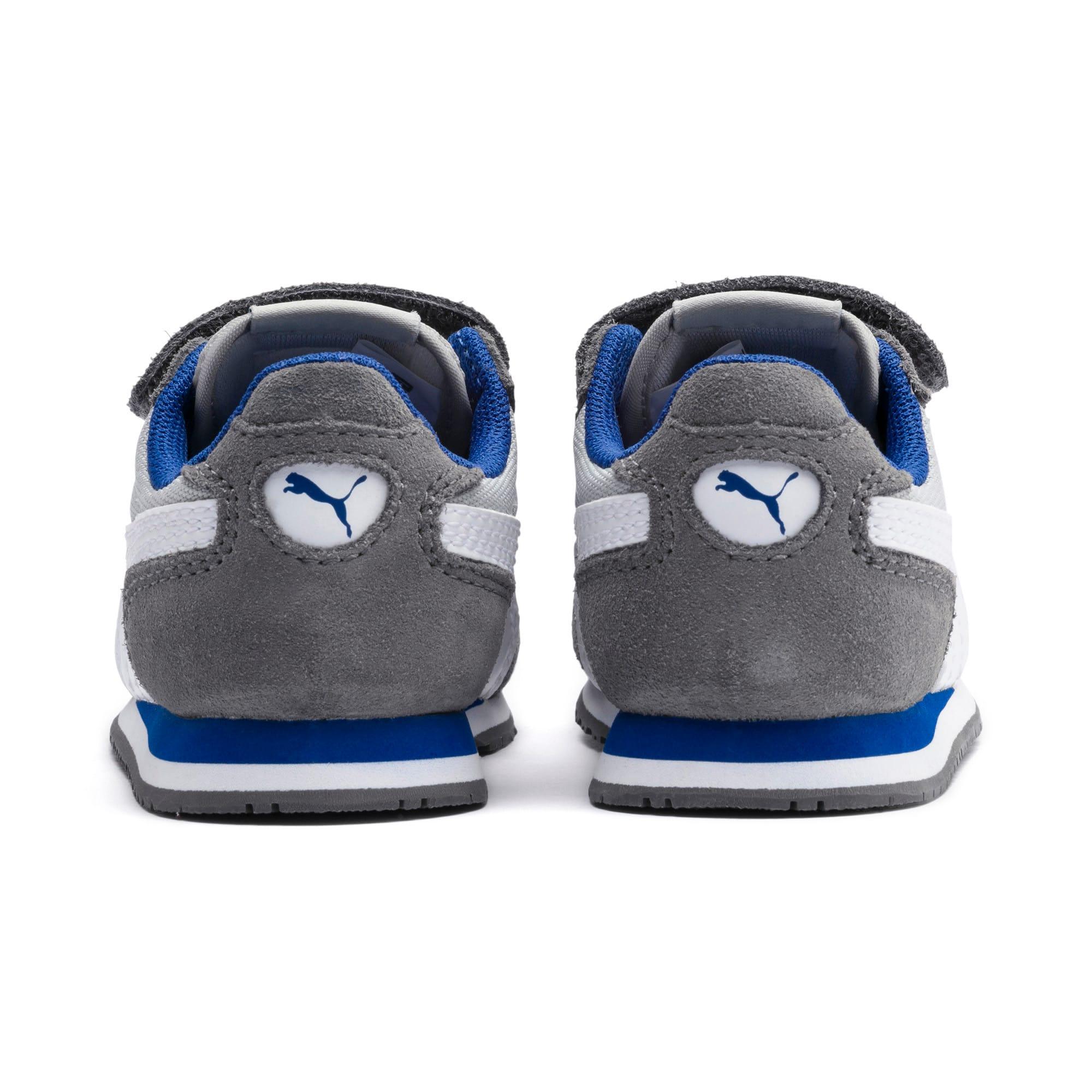 Thumbnail 3 of Cabana Racer Toddler Shoes, High Rise-CASTLEROCK, medium