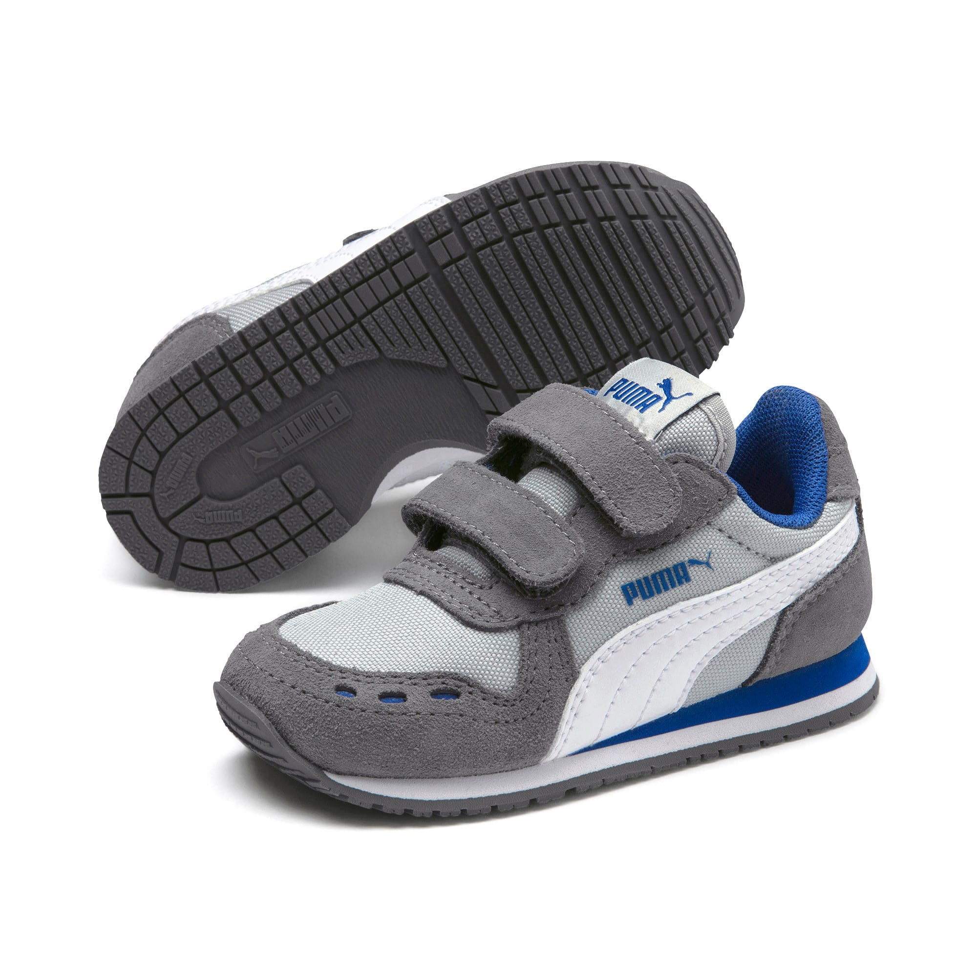 Thumbnail 2 of Cabana Racer Toddler Shoes, High Rise-CASTLEROCK, medium