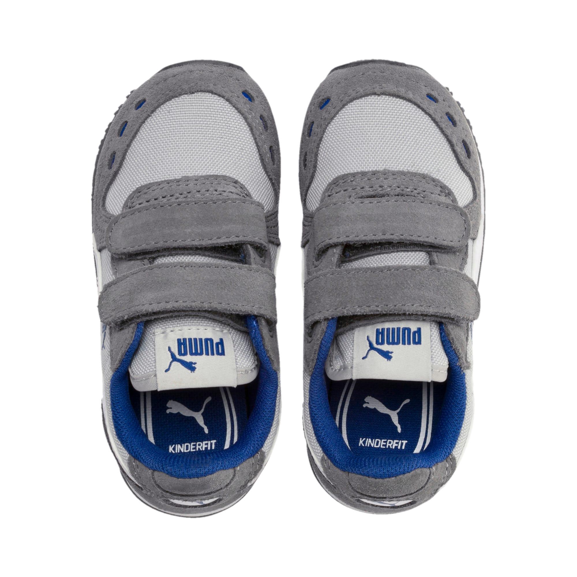 Thumbnail 6 of Cabana Racer Toddler Shoes, High Rise-CASTLEROCK, medium