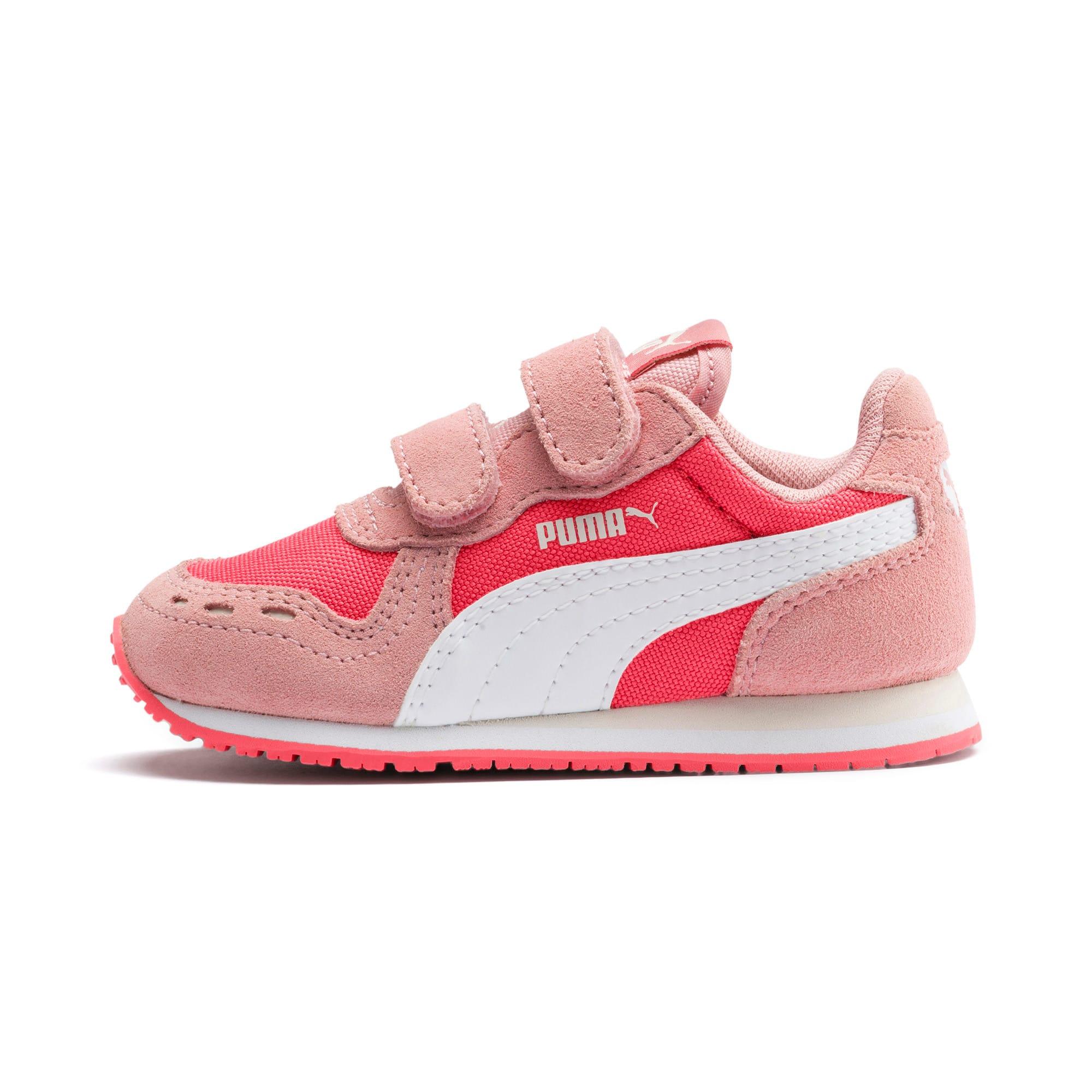 Thumbnail 1 of Cabana Racer Toddler Shoes, Calypso Coral-Bridal Rose, medium