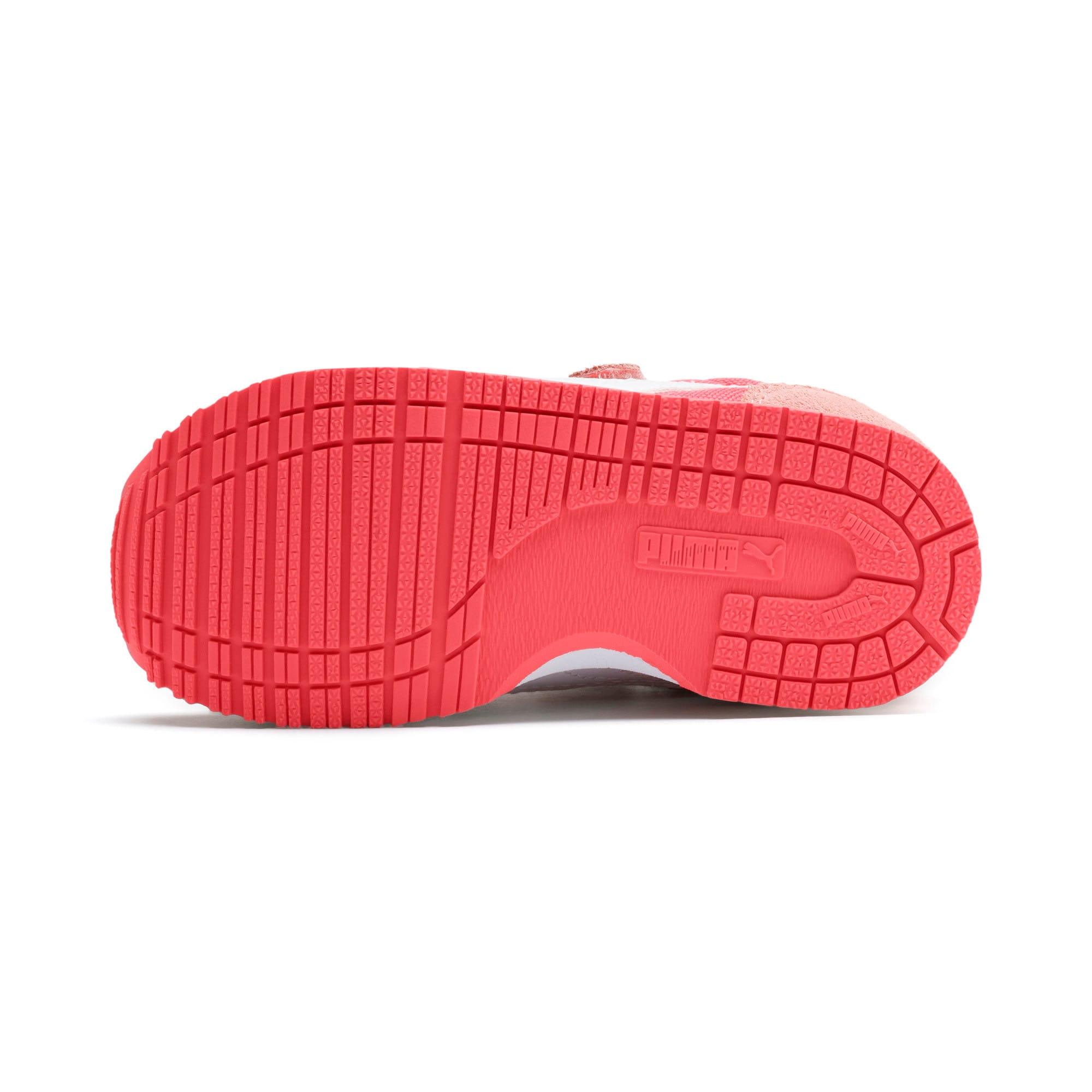 Thumbnail 4 of Cabana Racer Toddler Shoes, Calypso Coral-Bridal Rose, medium
