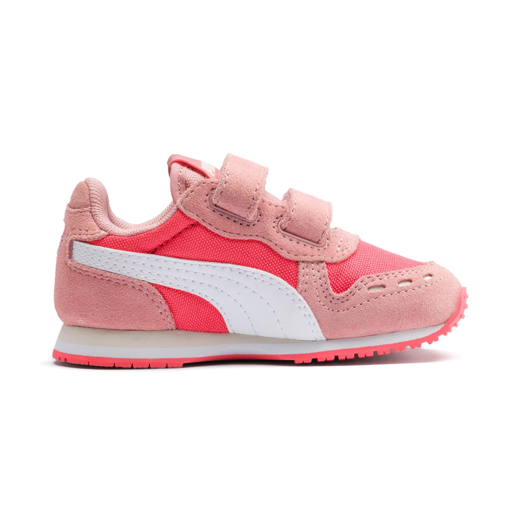 Thumbnail 5 of Cabana Racer Toddler Shoes, Calypso Coral-Bridal Rose, medium