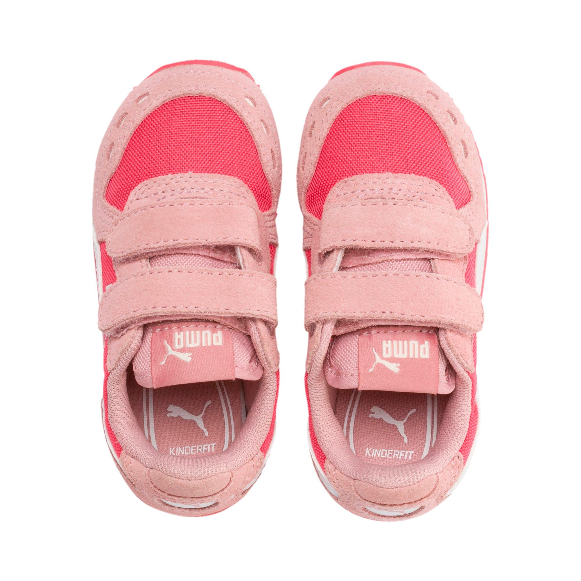 Thumbnail 6 of Cabana Racer Toddler Shoes, Calypso Coral-Bridal Rose, medium
