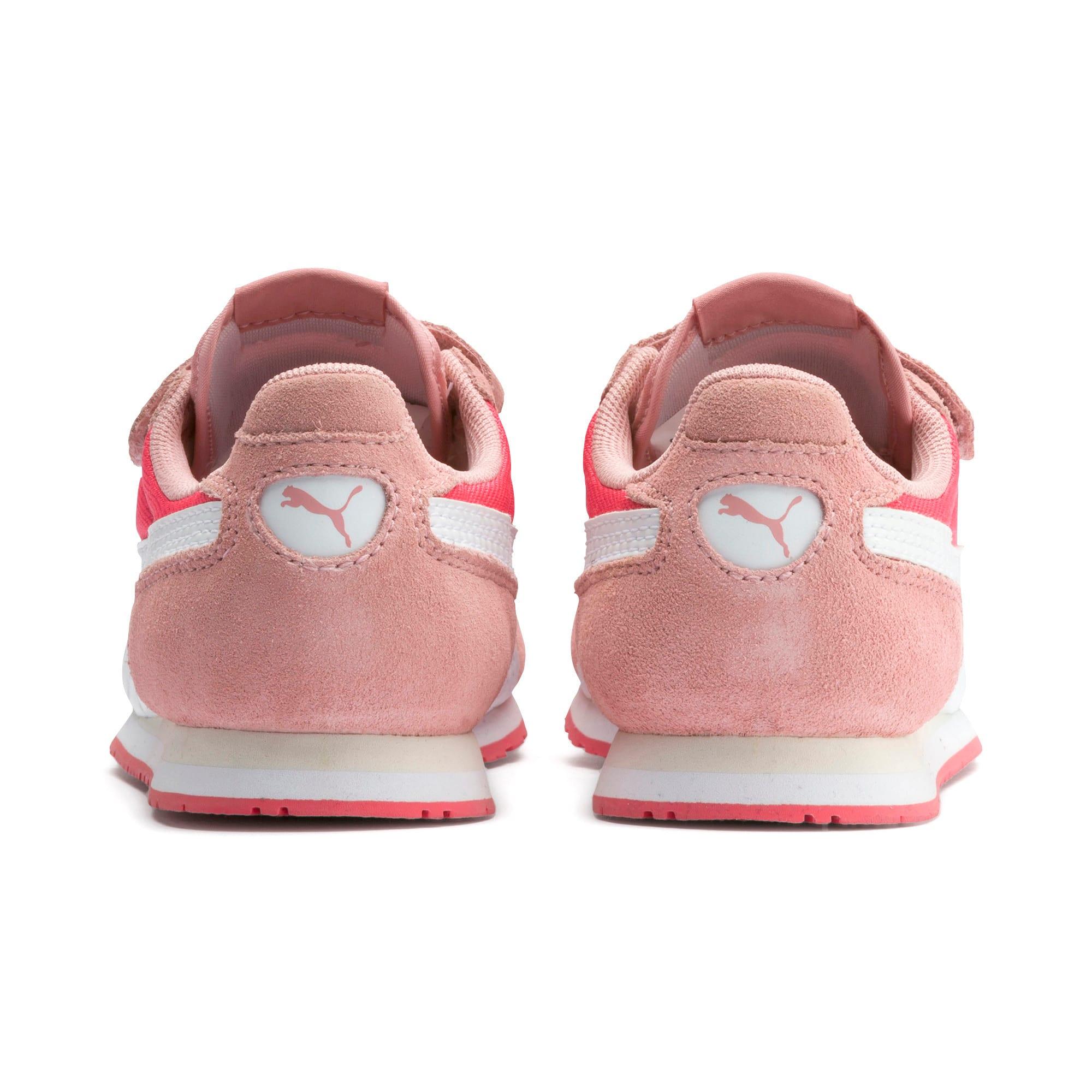 Miniatura 3 de Zapatos Cabana Racer para niño pequeño, Calypso Coral-Bridal Rose, mediano