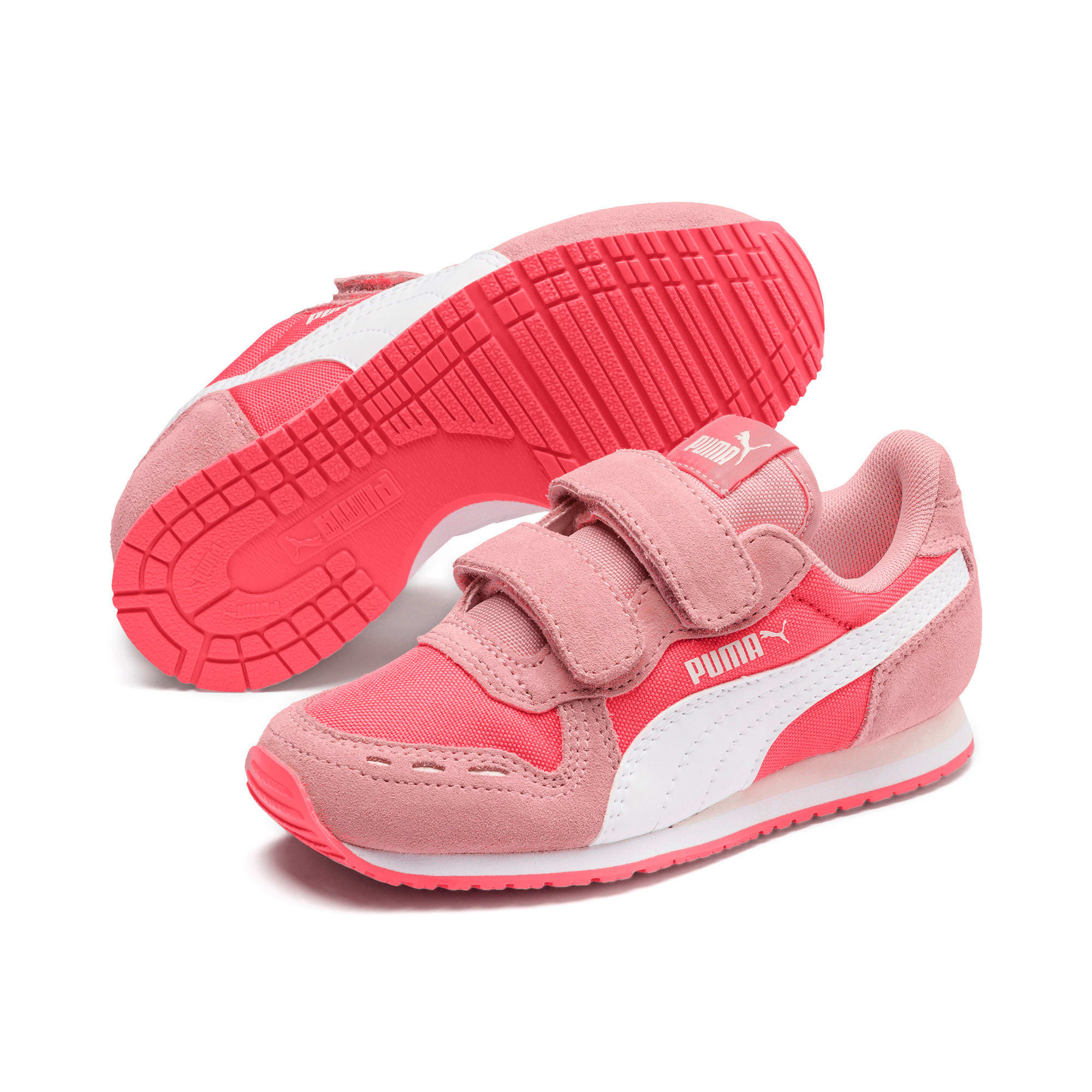Miniatura 2 de Zapatos Cabana Racer para niño pequeño, Calypso Coral-Bridal Rose, mediano