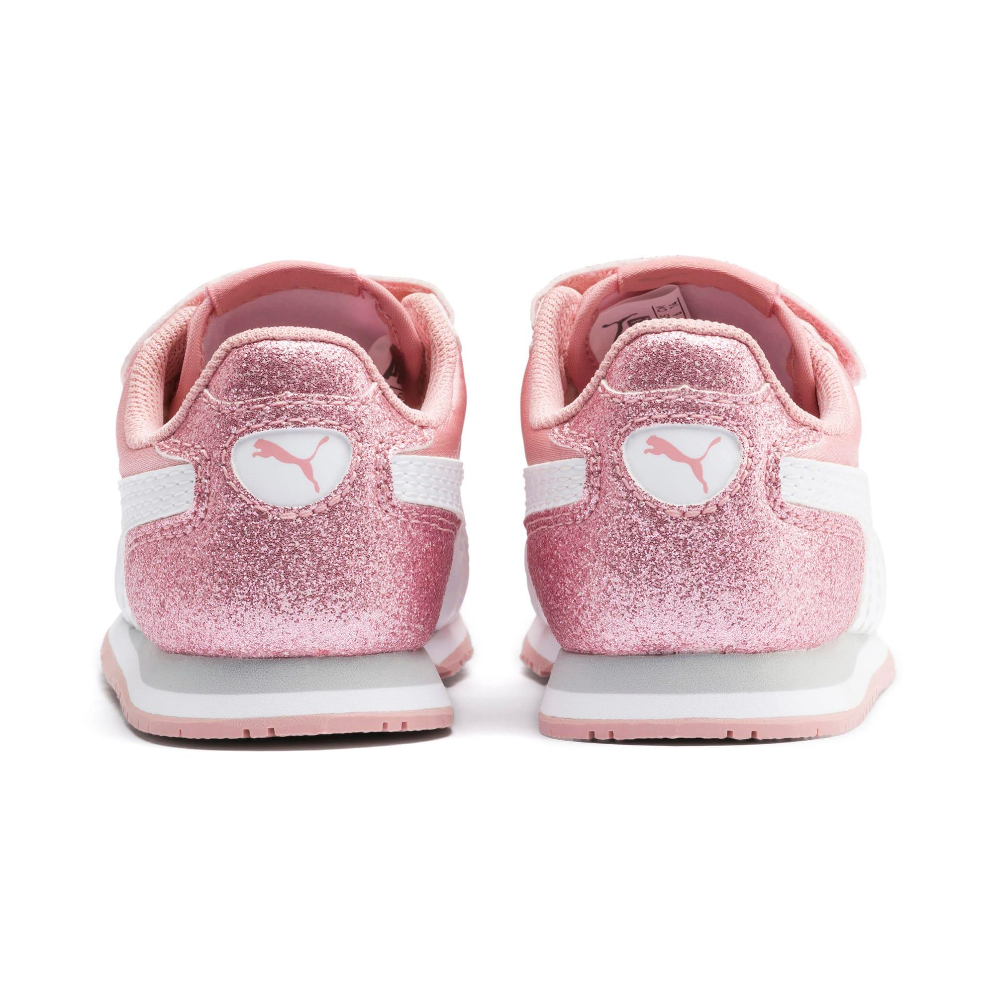 Miniatura 3 de Zapatos Cabana Racer Glitz AC INF, Bridal Rose-Puma White, mediano