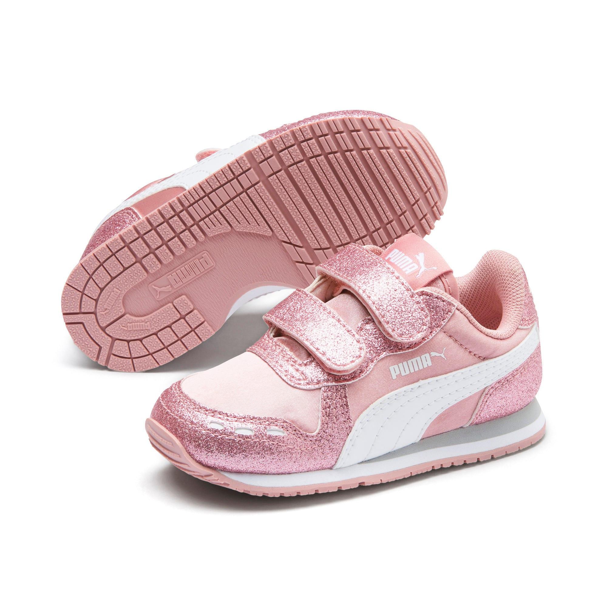 Miniatura 2 de Zapatos Cabana Racer Glitz AC INF, Bridal Rose-Puma White, mediano